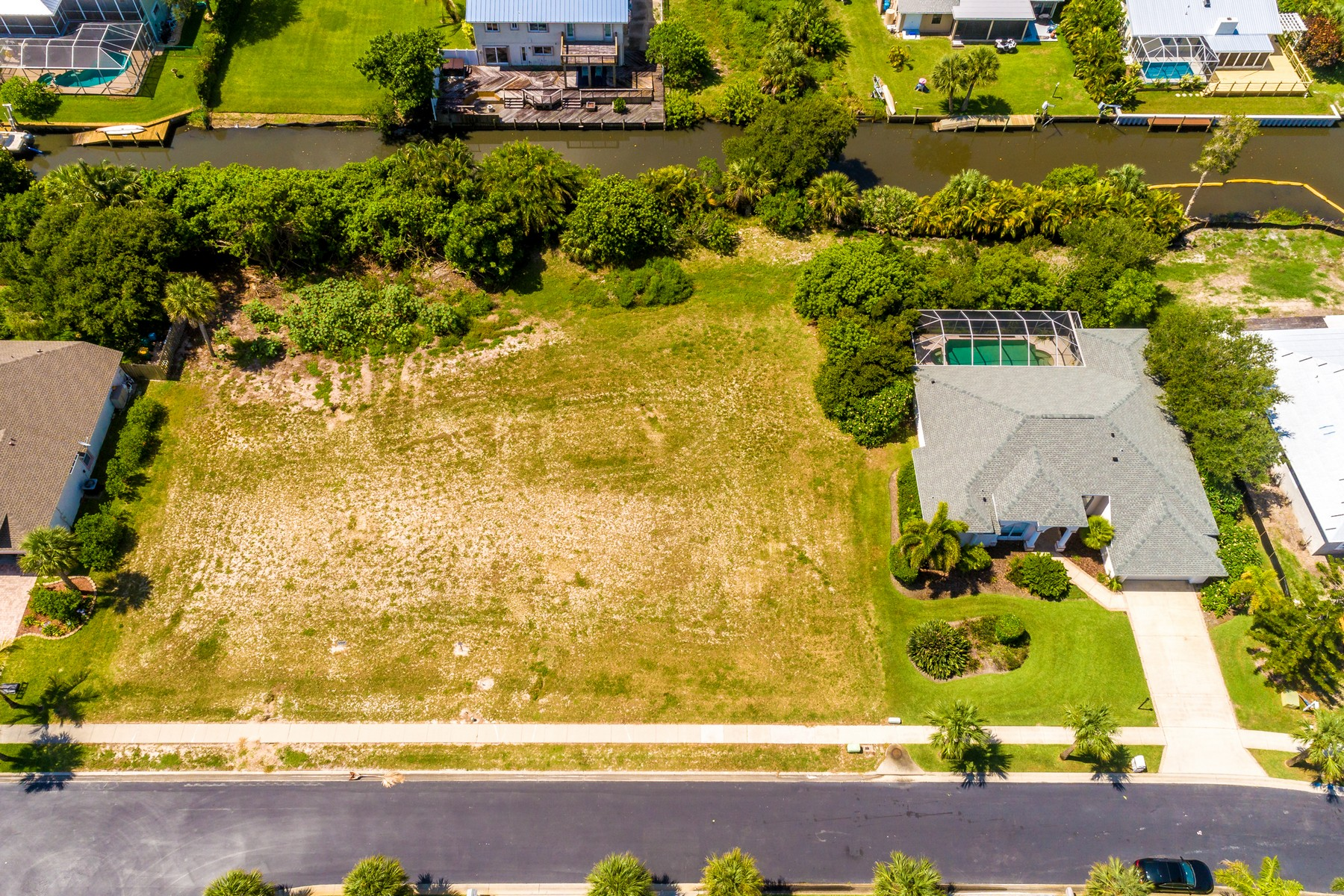 Single Family Homes voor Verkoop op Riverside Landing of South Brevard 317 Island Drive Melbourne Beach, Florida 32951 Verenigde Staten