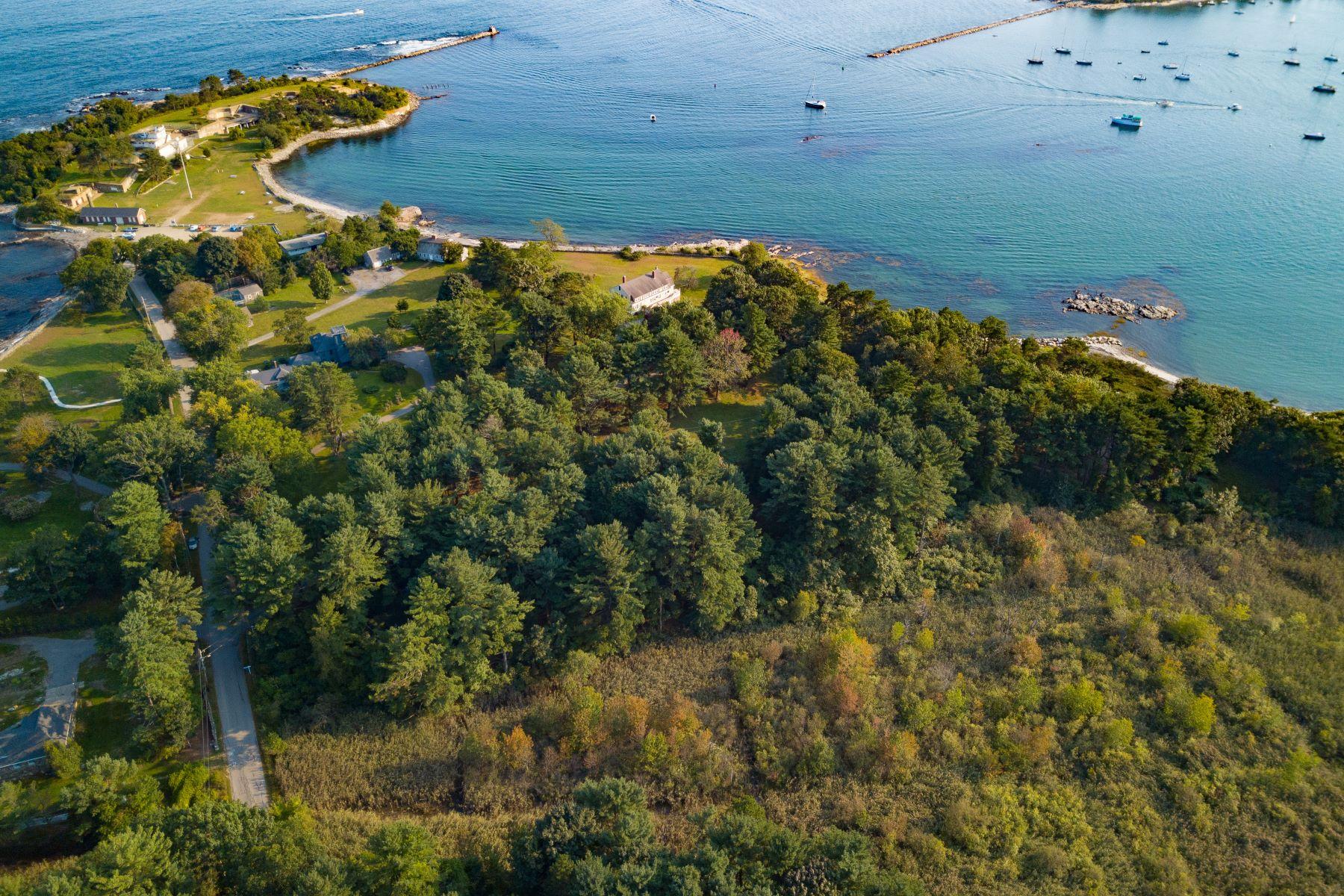 土地,用地 为 销售 在 Enjoy Life in Coastal New Castle 120-0 Wild Rose Lane 纽卡斯尔, 新罕布什尔州 03854 美国