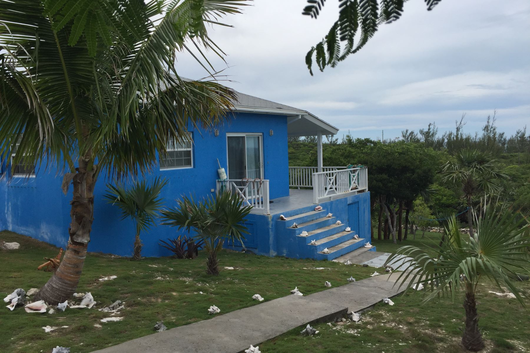 Single Family Home for Sale at Blue Skies Rainbow Bay, Eleuthera Bahamas