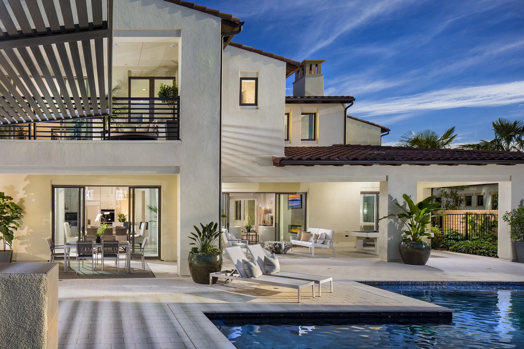 独户住宅 为 销售 在 Artesana 6412 Meadowbrush Circle, 圣地亚哥, 加利福尼亚州, 92130 美国