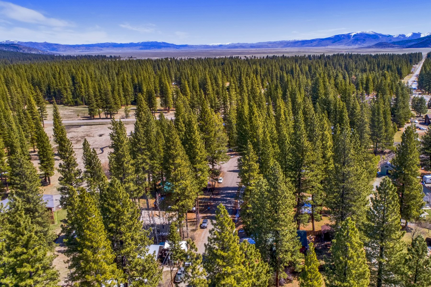 Land for Sale at Affordable lot in Calpine 117 Calpine Avenue Calpine, California 96124 United States