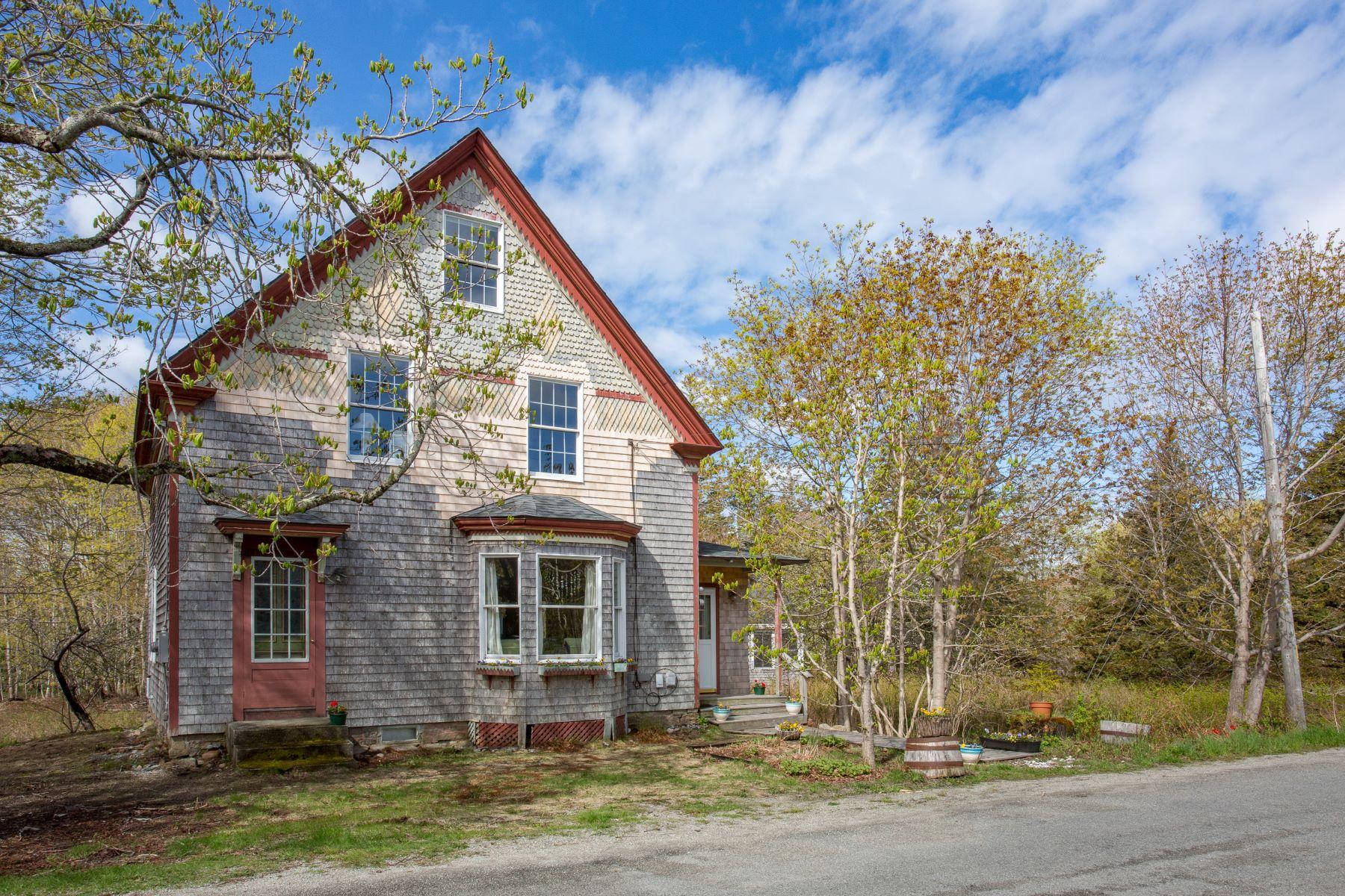 Single Family Homes للـ Sale في Cranberry Isles, Maine 04646 United States