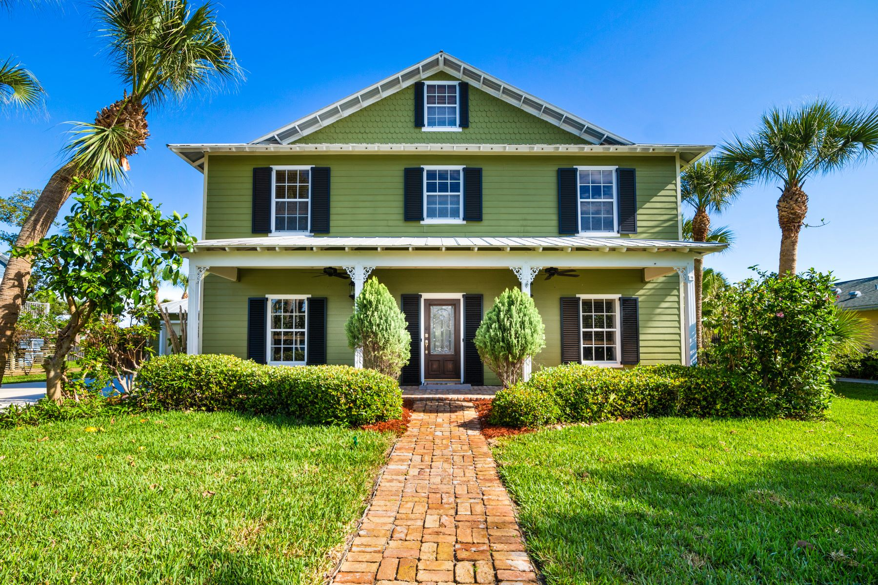 Single Family Home for Sale at Wilcox Melbourne Beach 320 2nd Avenue Melbourne Beach, Florida 32951 United States