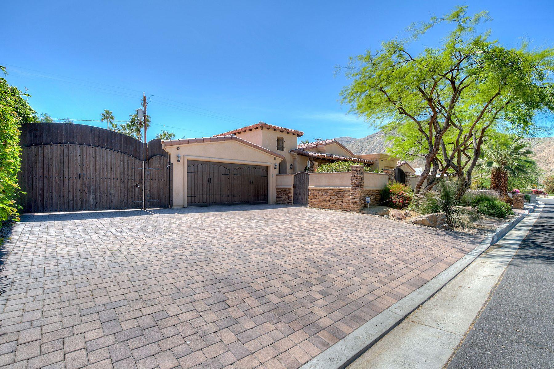 Single Family Home for Sale at 72775 Beavertail Street Palm Desert, California 92260 United States