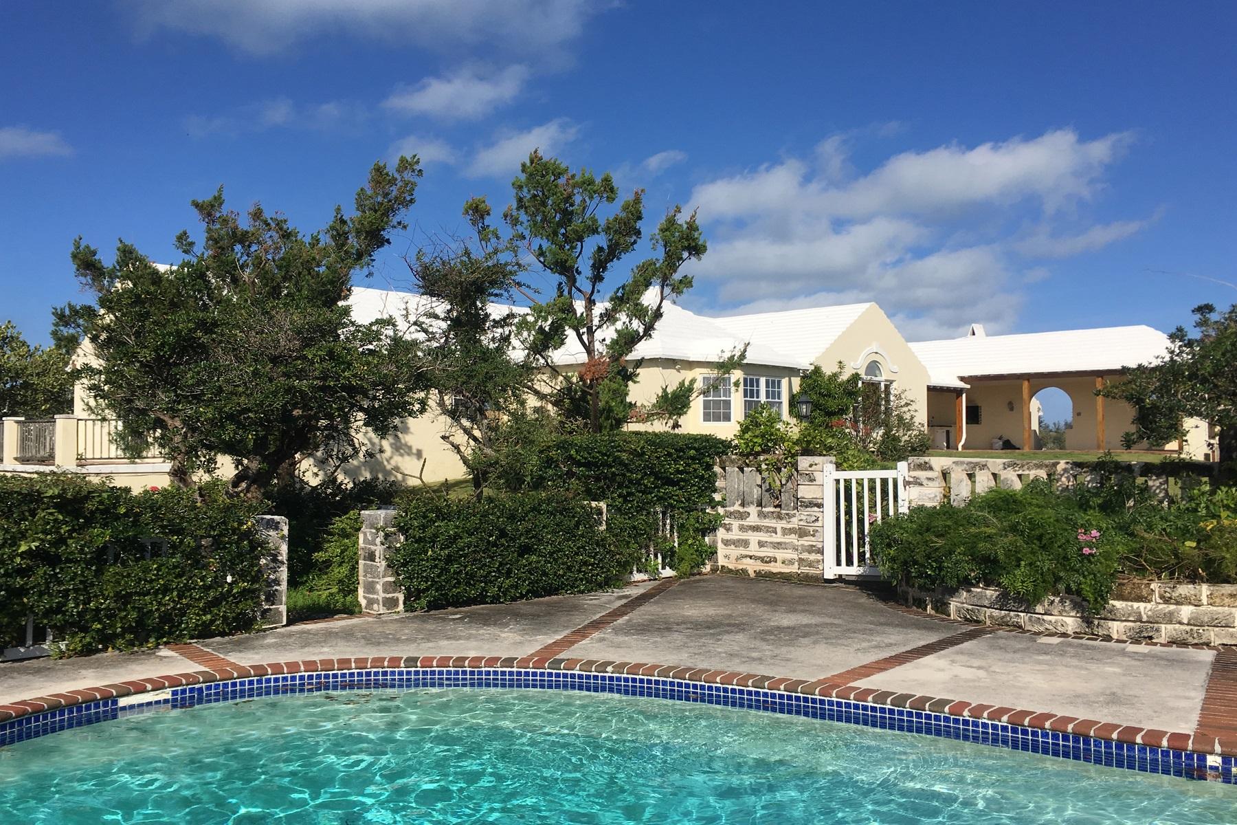 Частный односемейный дом для того Продажа на Duxbury 24 South Road, Hamilton Parish, HS02 Бермудские Острова