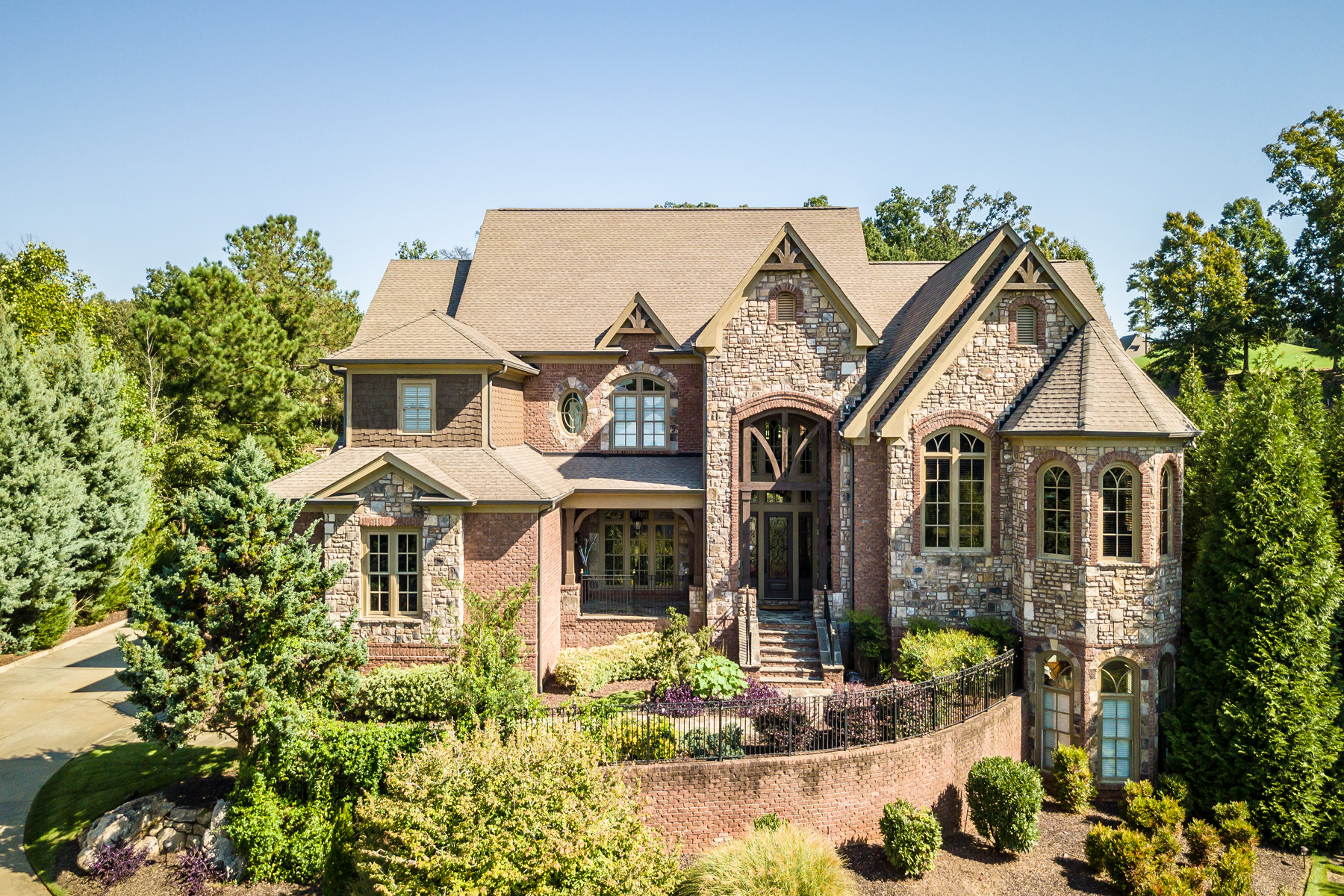 Single Family Home for Sale at Serenity Estate 3094 Watsons Bend Milton, Georgia 30004 United States