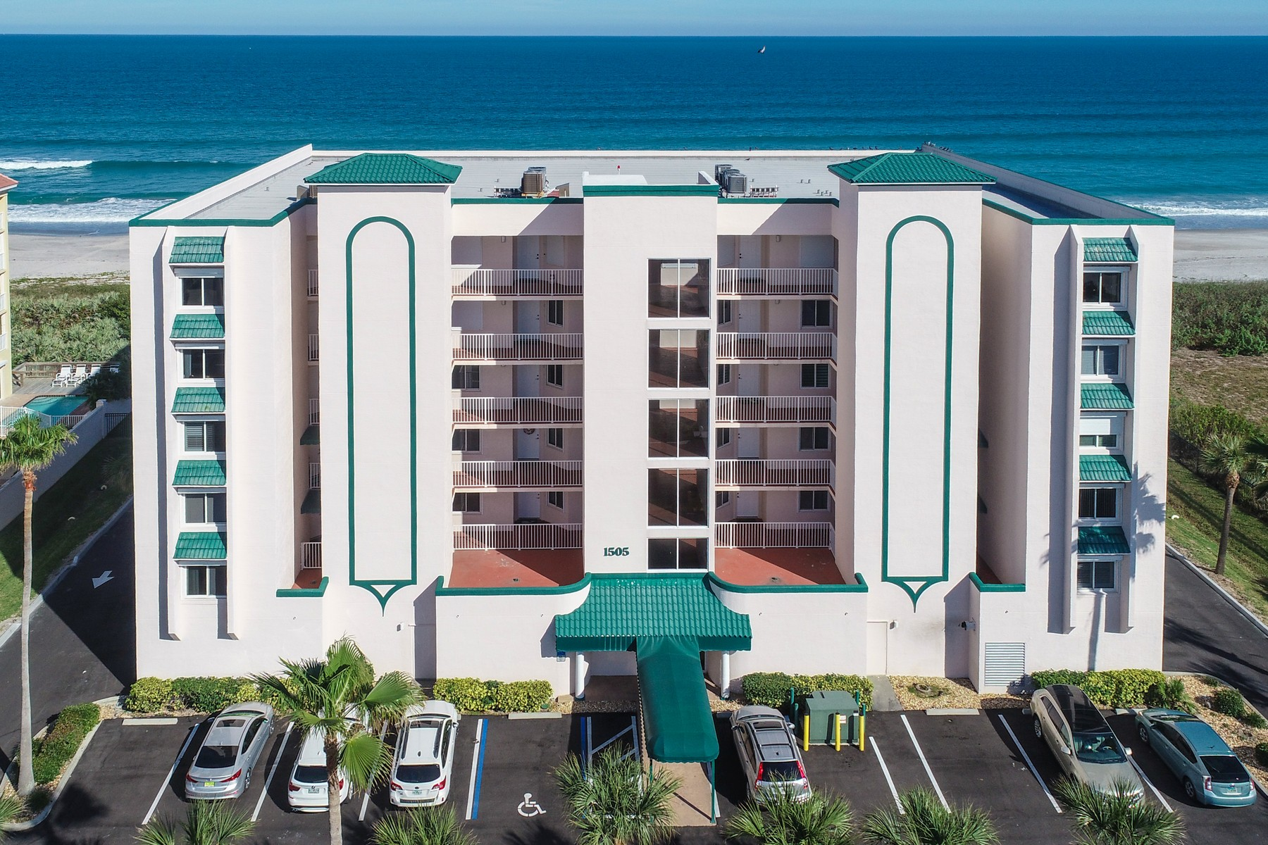Royal Palm Condominium 1505 N Highway A1A Unit 402 Indialantic, Florida 32903 Estados Unidos