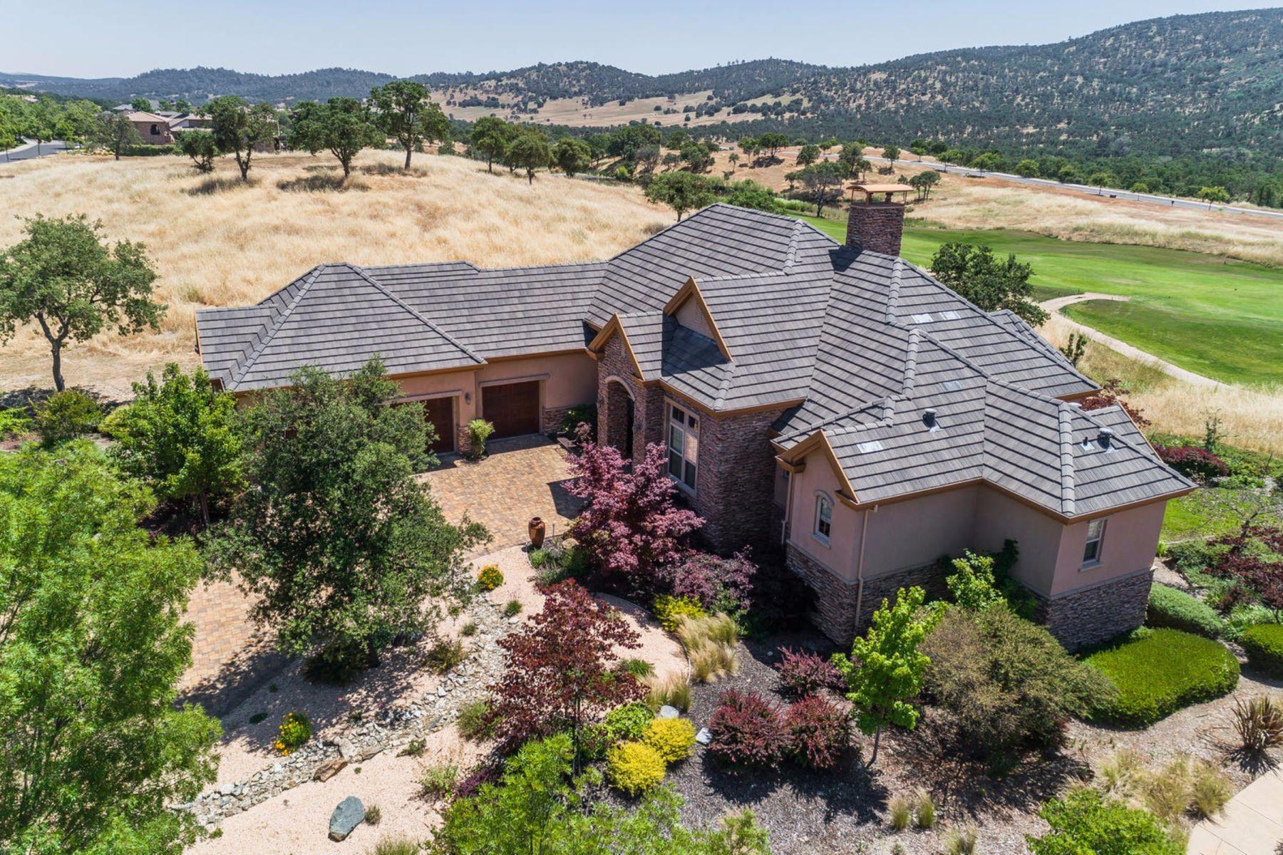 Частный односемейный дом для того Продажа на 114 Oak Wood Place Copperopolis, Калифорния 95228 Соединенные Штаты