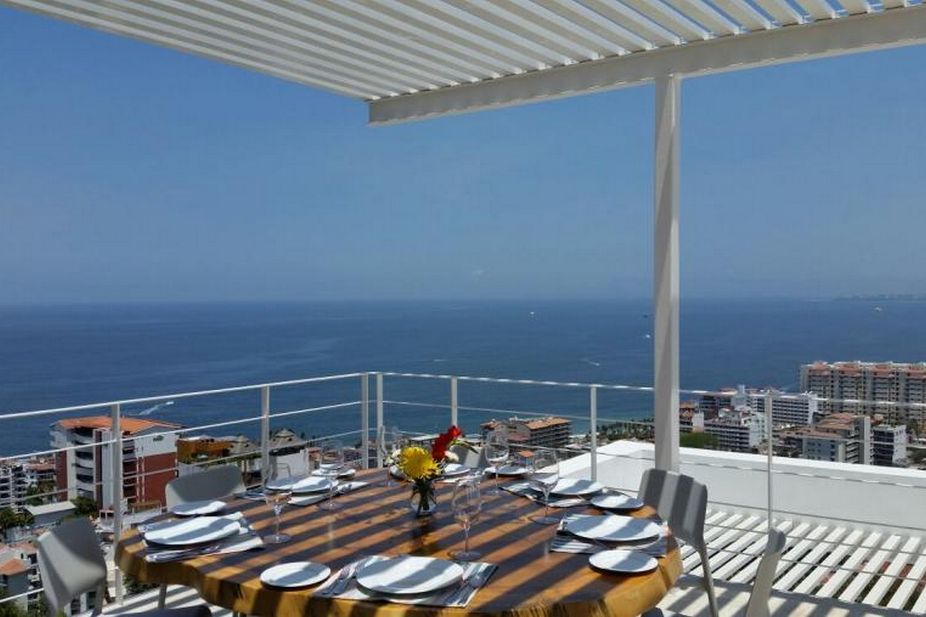 Additional photo for property listing at VACATION RENTAL Penthouse Amapas 1  Puerto Vallarta, Jalisco 48380 México
