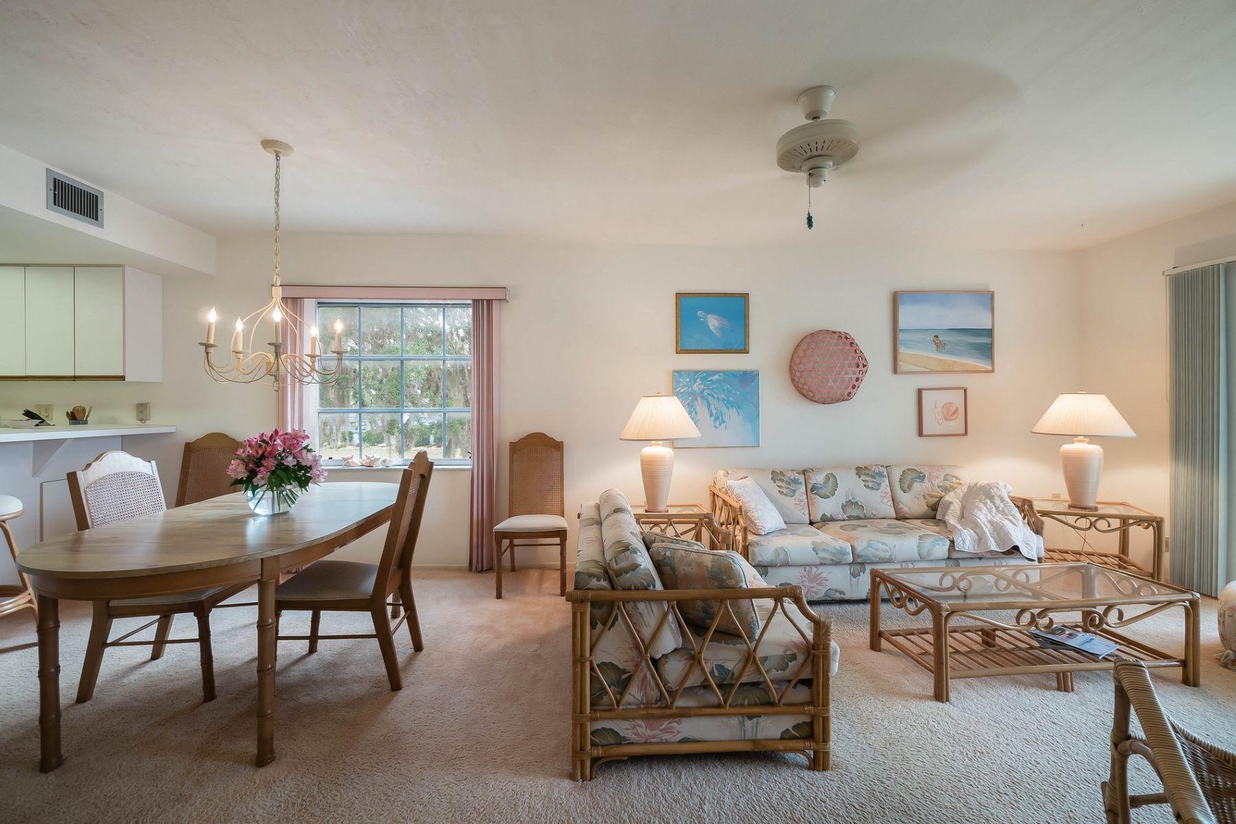 Appartement en copropriété pour l Vente à Fiddler's Green #178 6800 Placida Rd #178 Placida, Florida, 33946 États-Unis