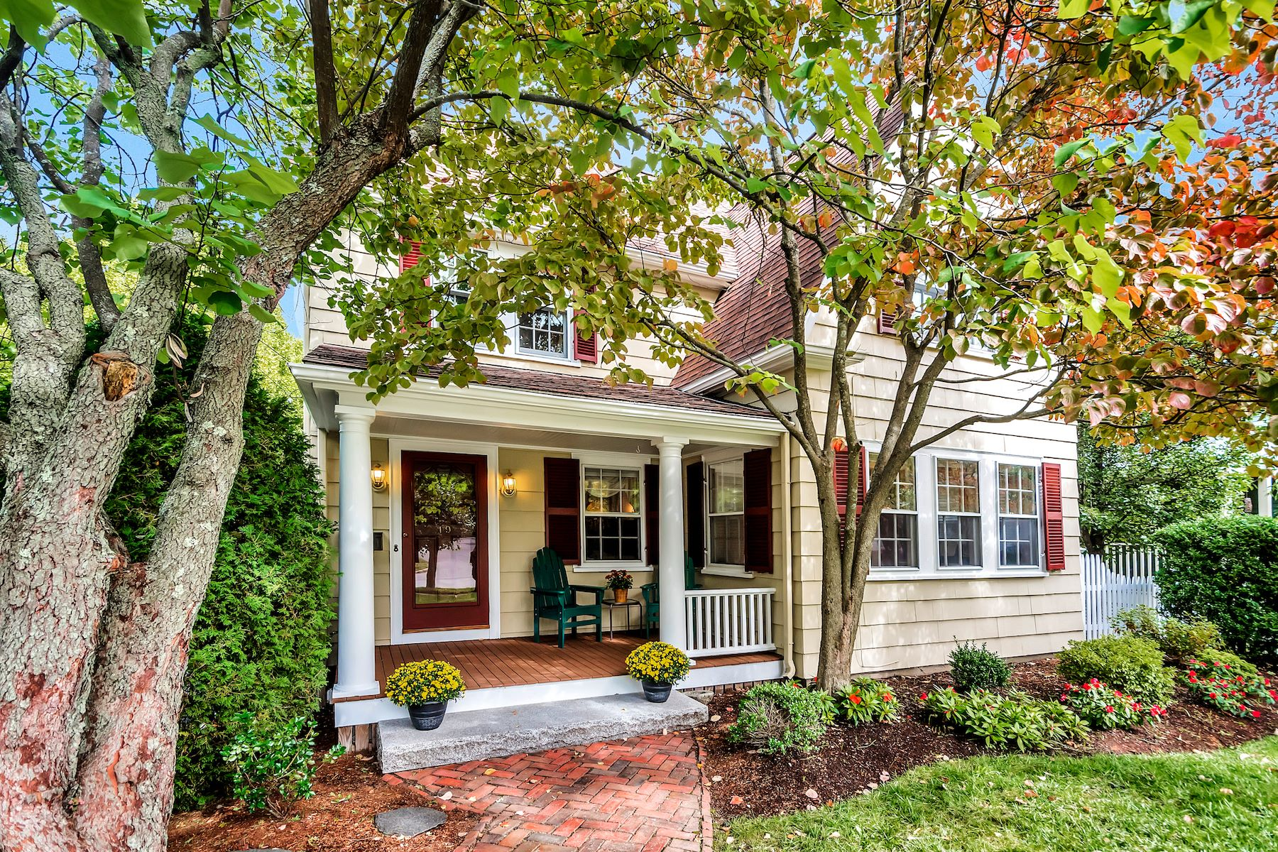 sales property at Beautiful Colonial in East Hill neighborhood