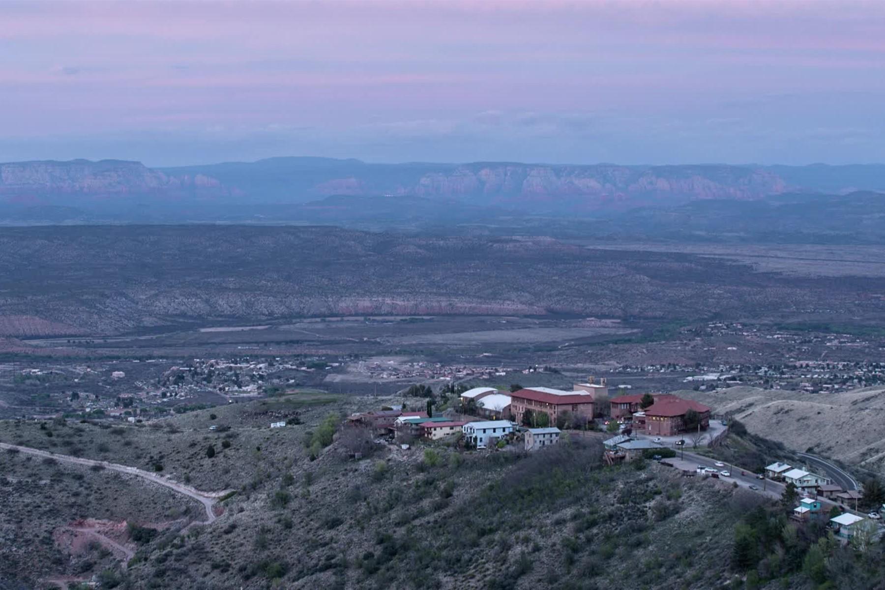 Land for Sale at Jerome 000 Giroux St Jerome, Arizona 86331 United States