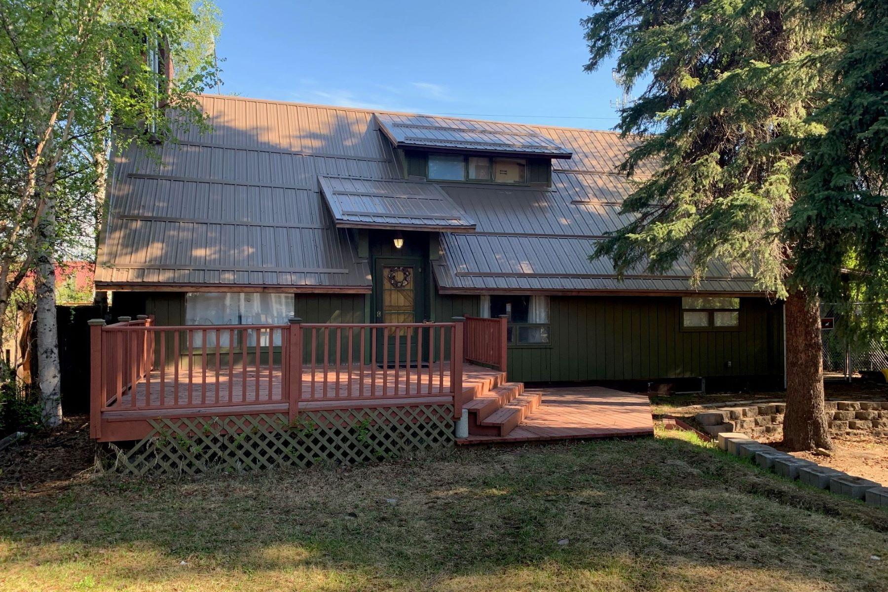 Single Family Homes للـ Sale في Fairbanks, Alaska 99709 United States
