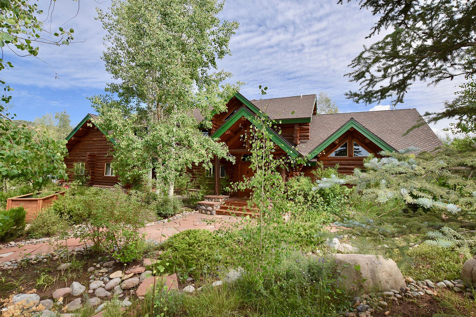Maison unifamiliale pour l Vente à Elk Springs Ranch 7906 Road 46 Mancos, Colorado 81328 États-Unis