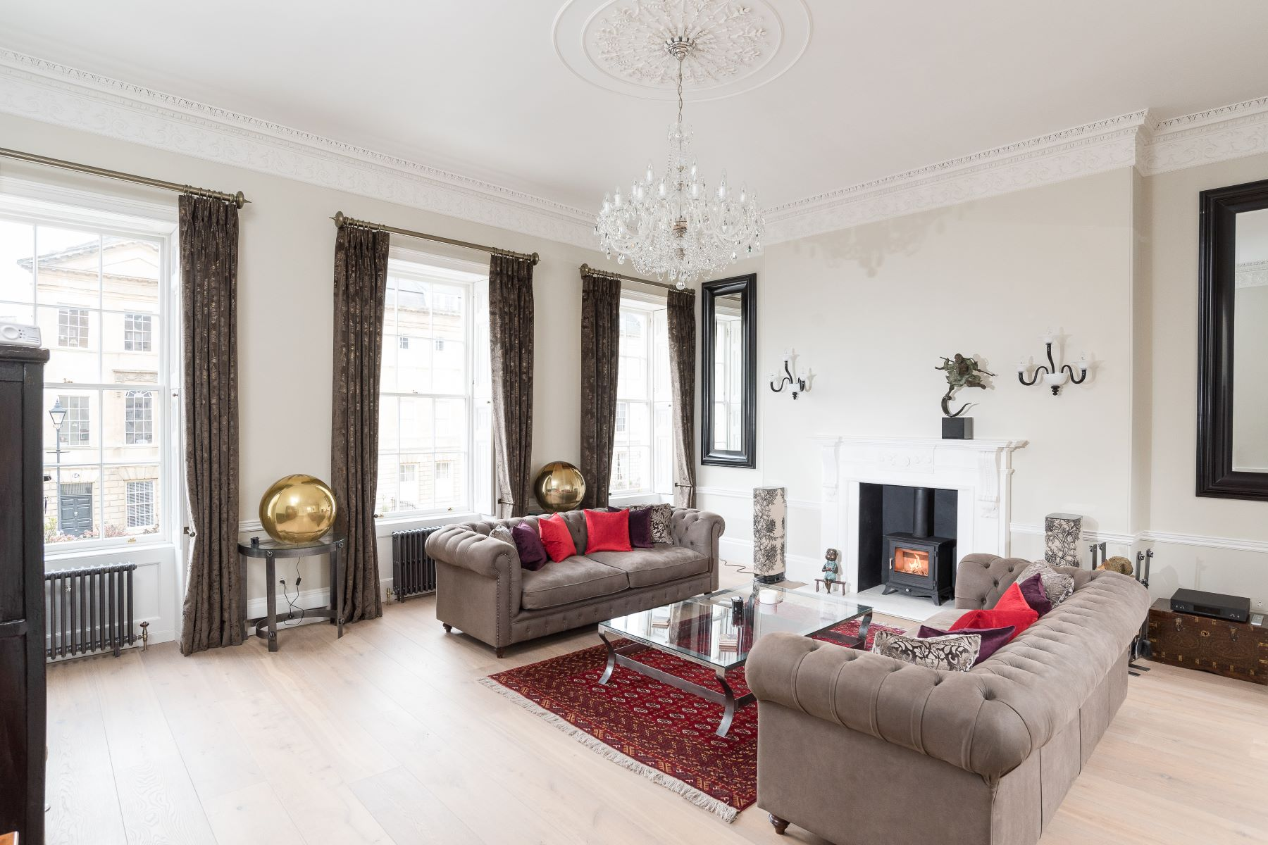 townhouses for Sale at Chesterfield House 11 Great Pulteney Street Bath, England BA2 4BR United Kingdom