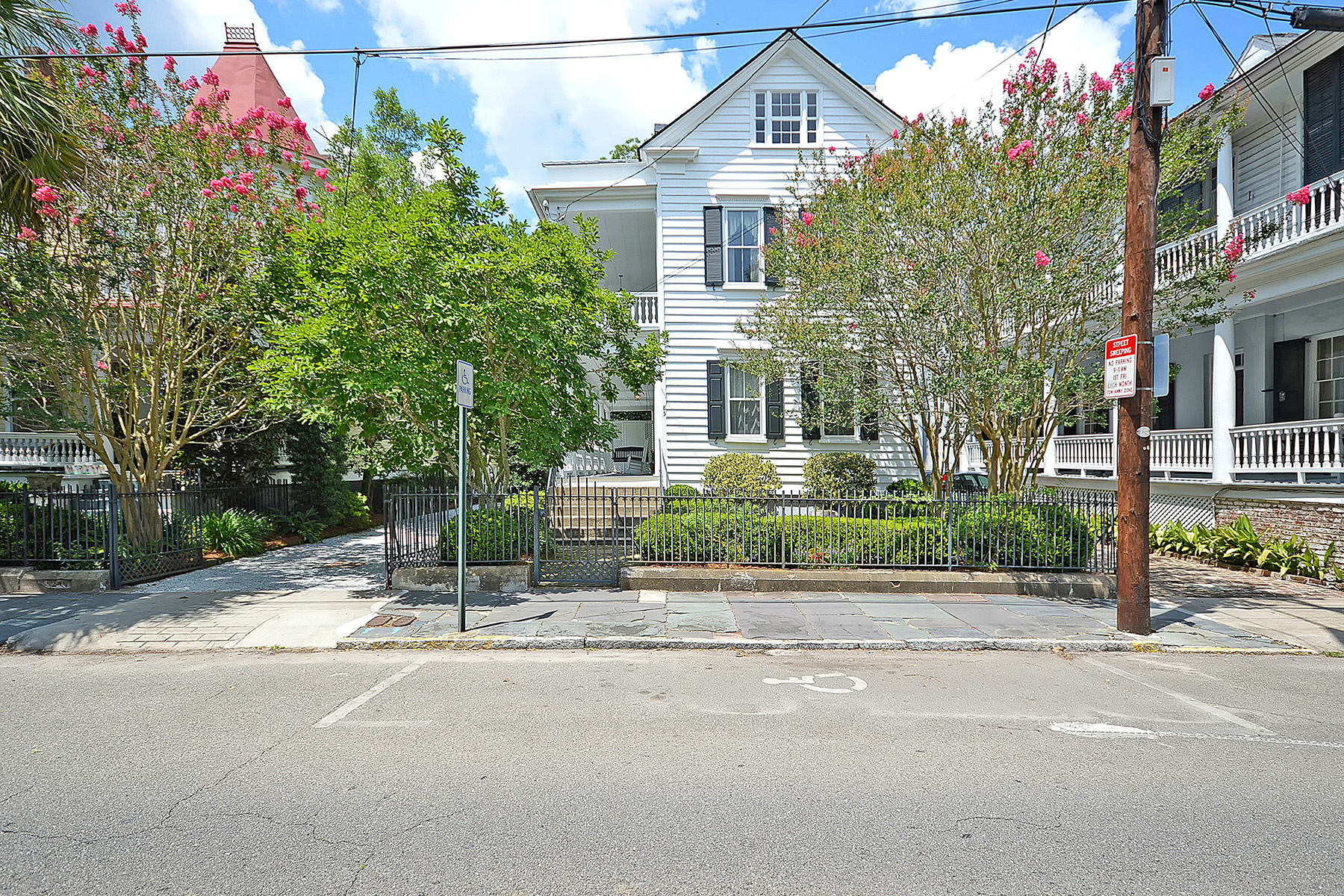 Single Family Home for Sale at 85 Rutledge Avenue Harleston Village, Charleston, South Carolina, 29401 United States