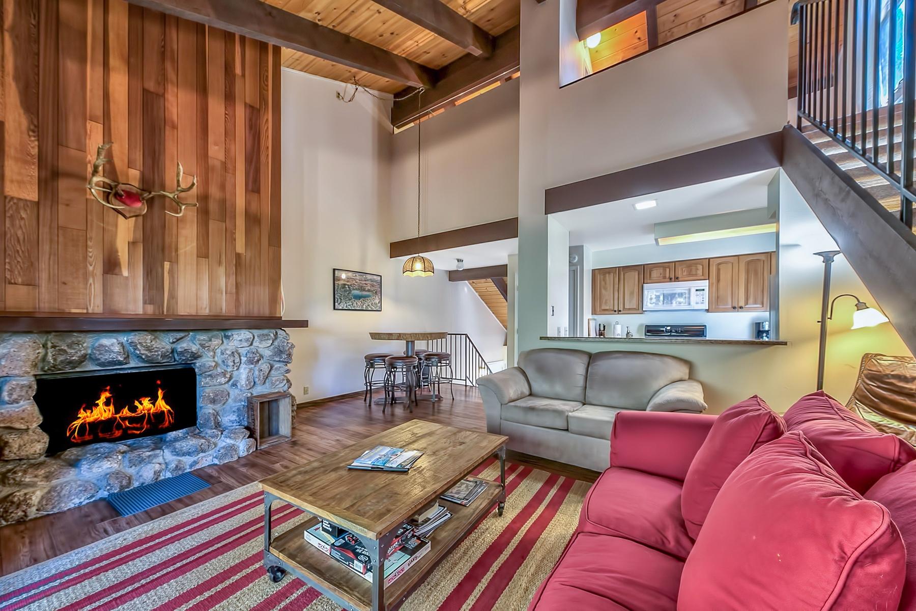 Eigentumswohnung für Verkauf beim 2755 North Lake Boulevard #59, Tahoe City, CA Tahoe City, Kalifornien 96145 Vereinigte Staaten
