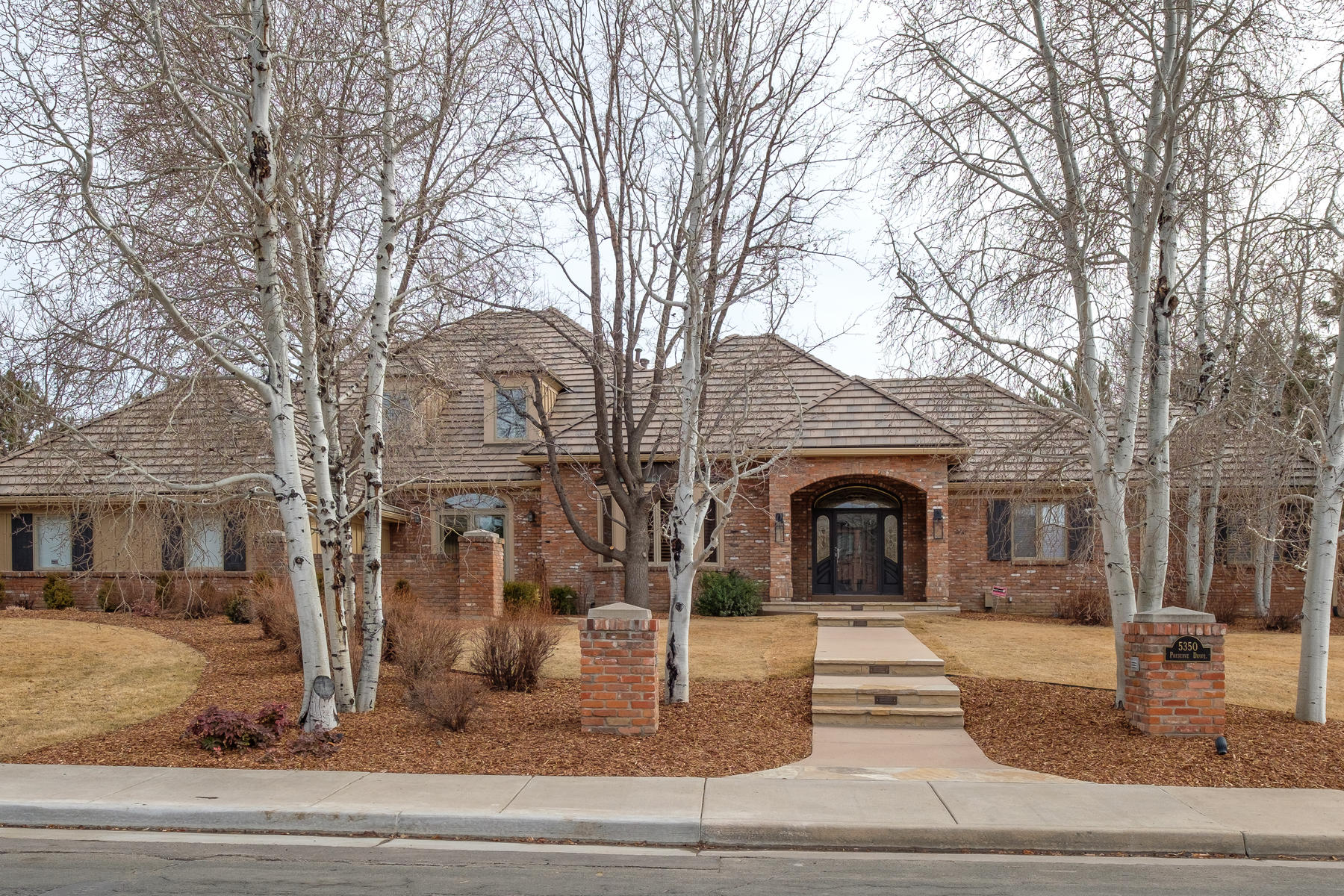 Single Family Home for Sale at 5350 Preserve Drive 5350 Preserve Drive Greenwood Village, Colorado 80121 United States