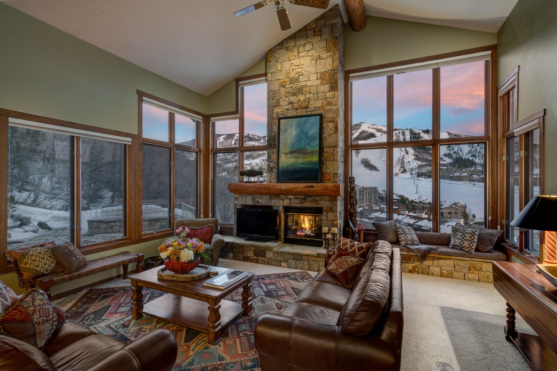 Single Family Home for Sale at The Sunday House 1770 River Queen Lane Steamboat Springs, Colorado 80487 United States