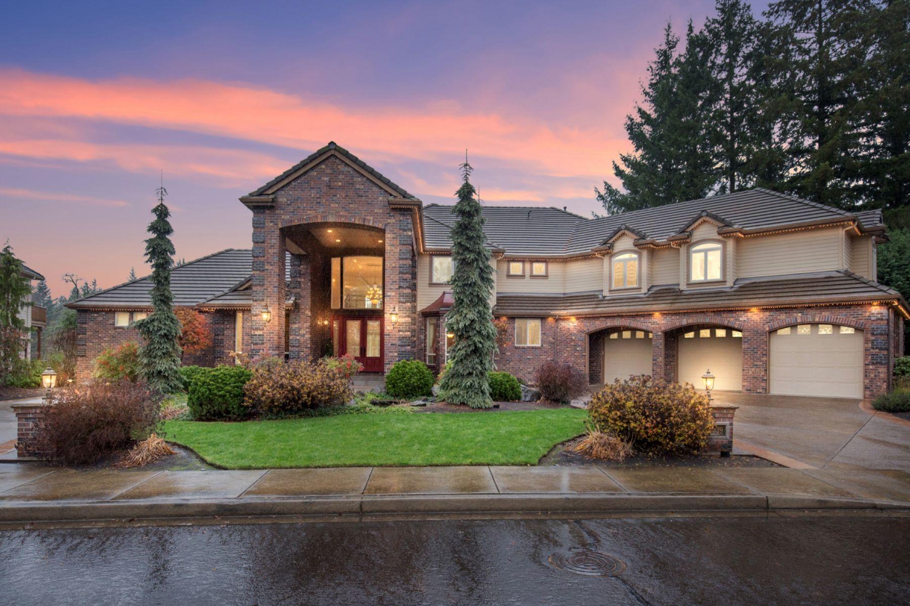 Single Family Homes por un Venta en 3039 NW Lacamas Drive Camas, Washington 98607 Estados Unidos
