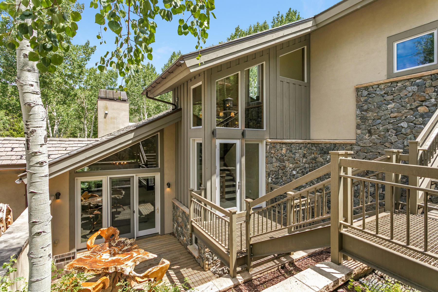 Duplex for Sale at Vail Village Residence 175 Forest Road Vail, Colorado 81657 United States