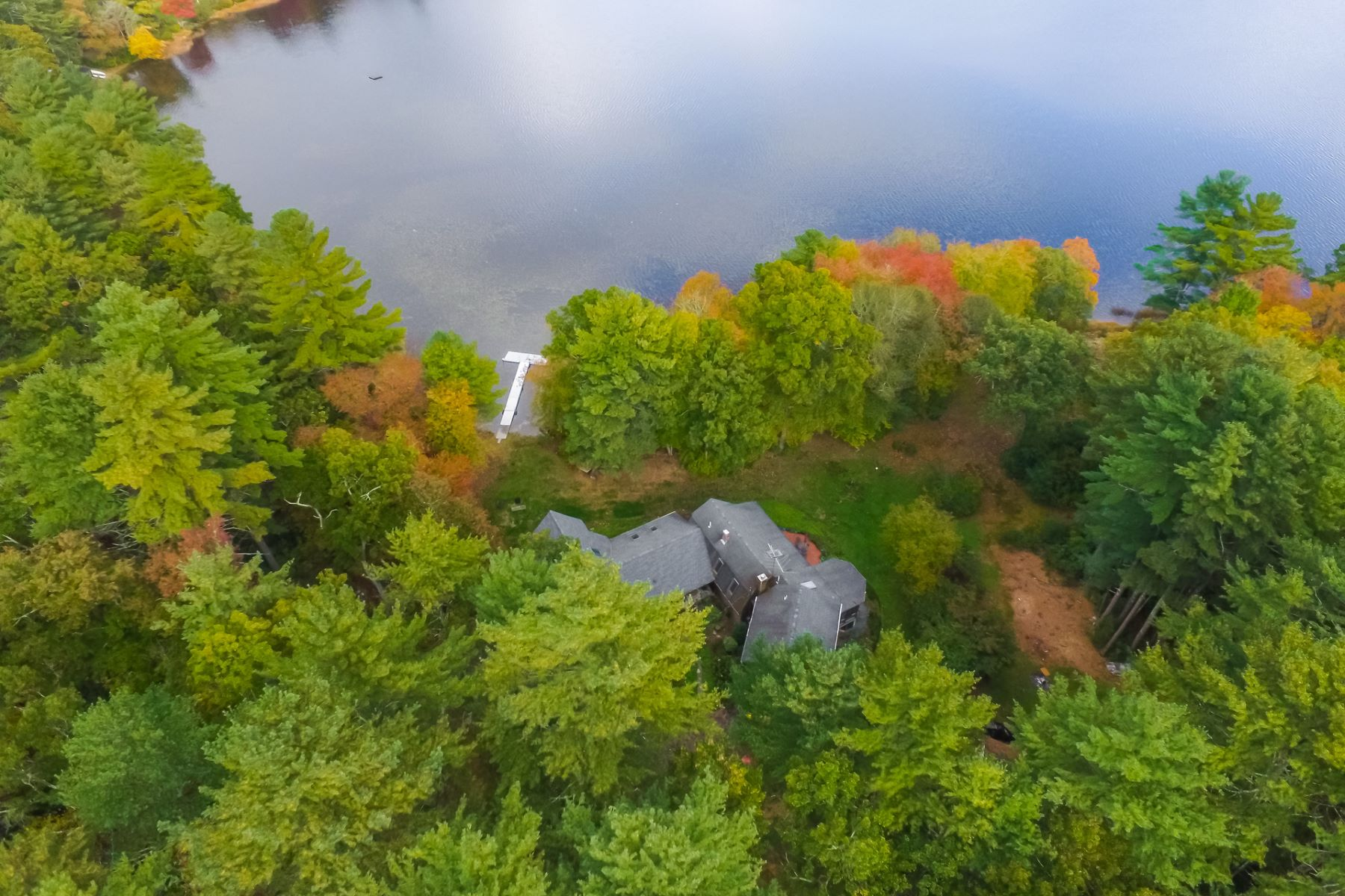 Additional photo for property listing at Eleven+ Acres on Yawgoo Pond 289 B Yawgoo Pond Road South Kingstown, Rhode Island 02892 United States