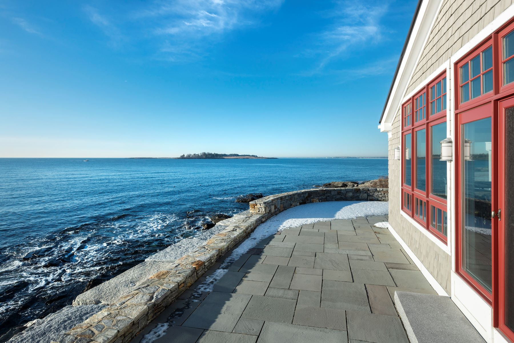 Other Residential Homes のために 賃貸 アット 24 McKenney Point Road, Cape Elizabeth Cape Elizabeth, メーン 04107 アメリカ