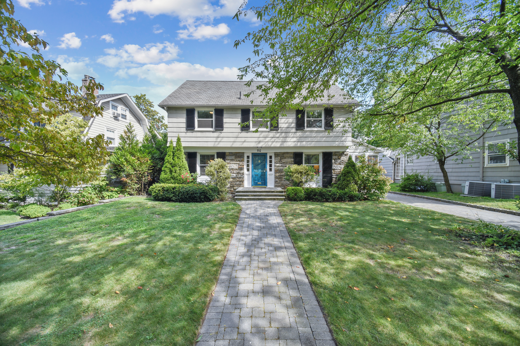 Single Family Homes for Active at Entertainer's Dream 552 Prospect Street Maplewood, New Jersey 07039 United States
