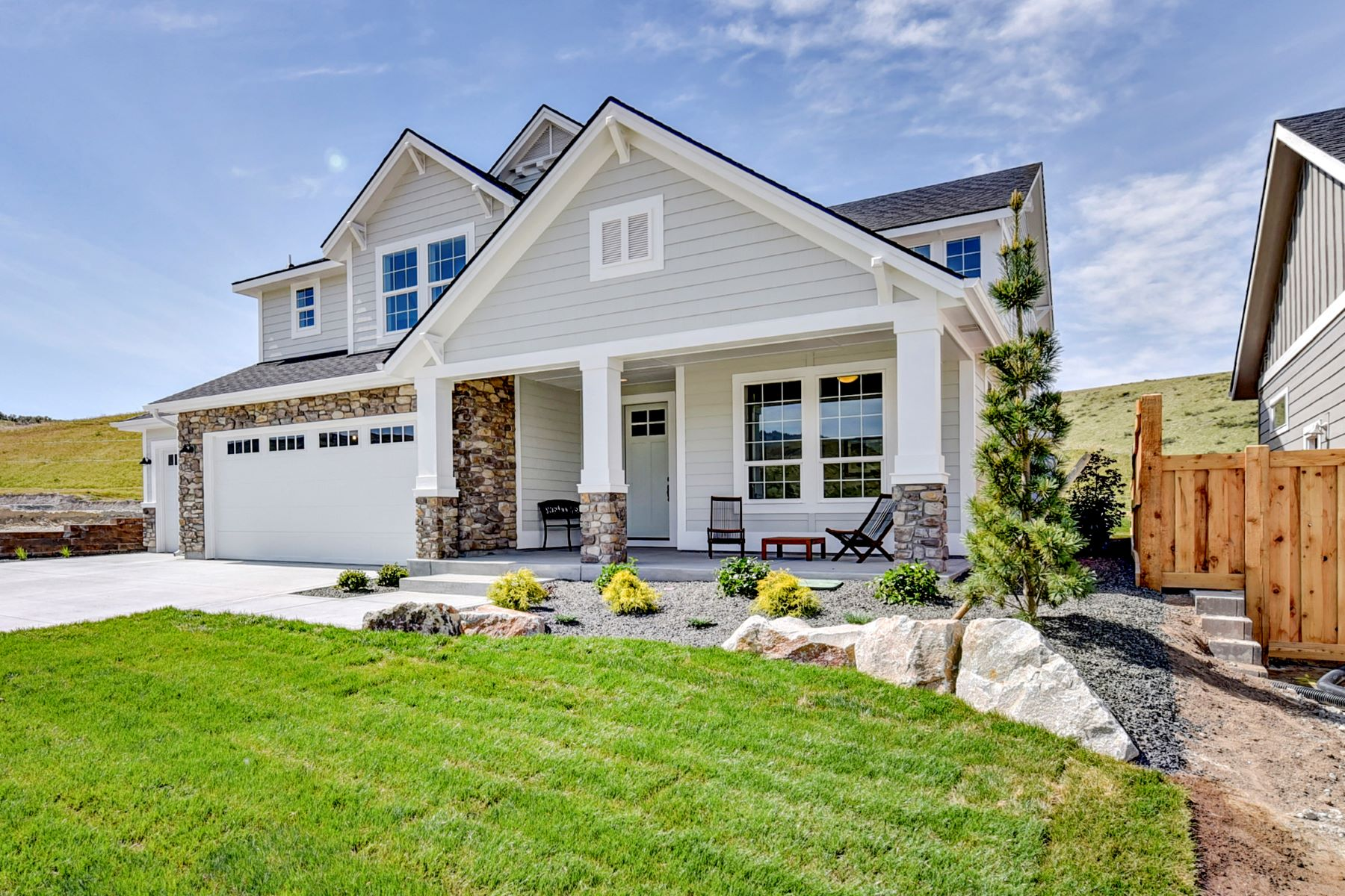 Single Family Homes for Sale at 3630 Miners Farm Dr, Boise 3630 W Miners Farm Dr Boise, Idaho 83714 United States