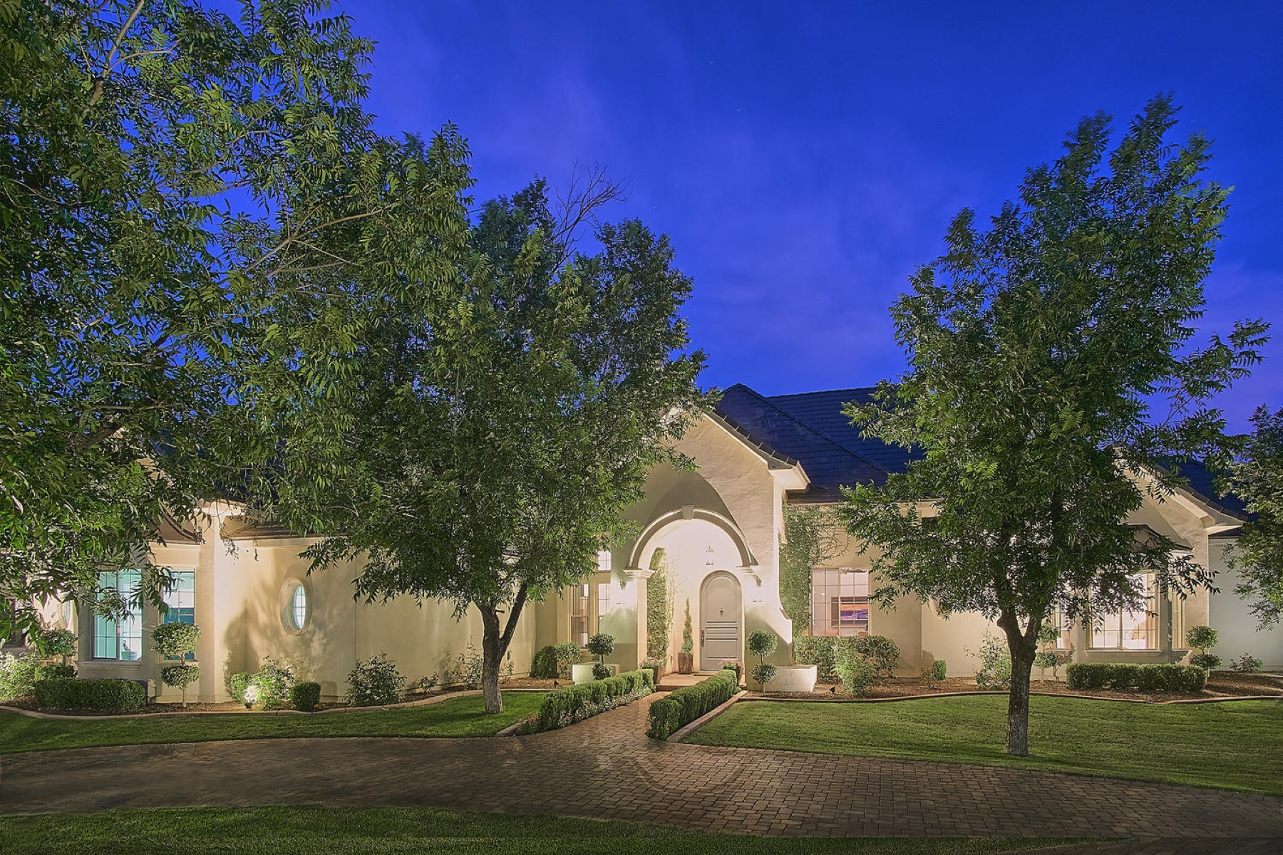 Single Family Home for Sale at Beautiful single level home in the exclusive gated community of The Pecans 20651 E Sunrise Ct, Queen Creek, Arizona, 85142 United States