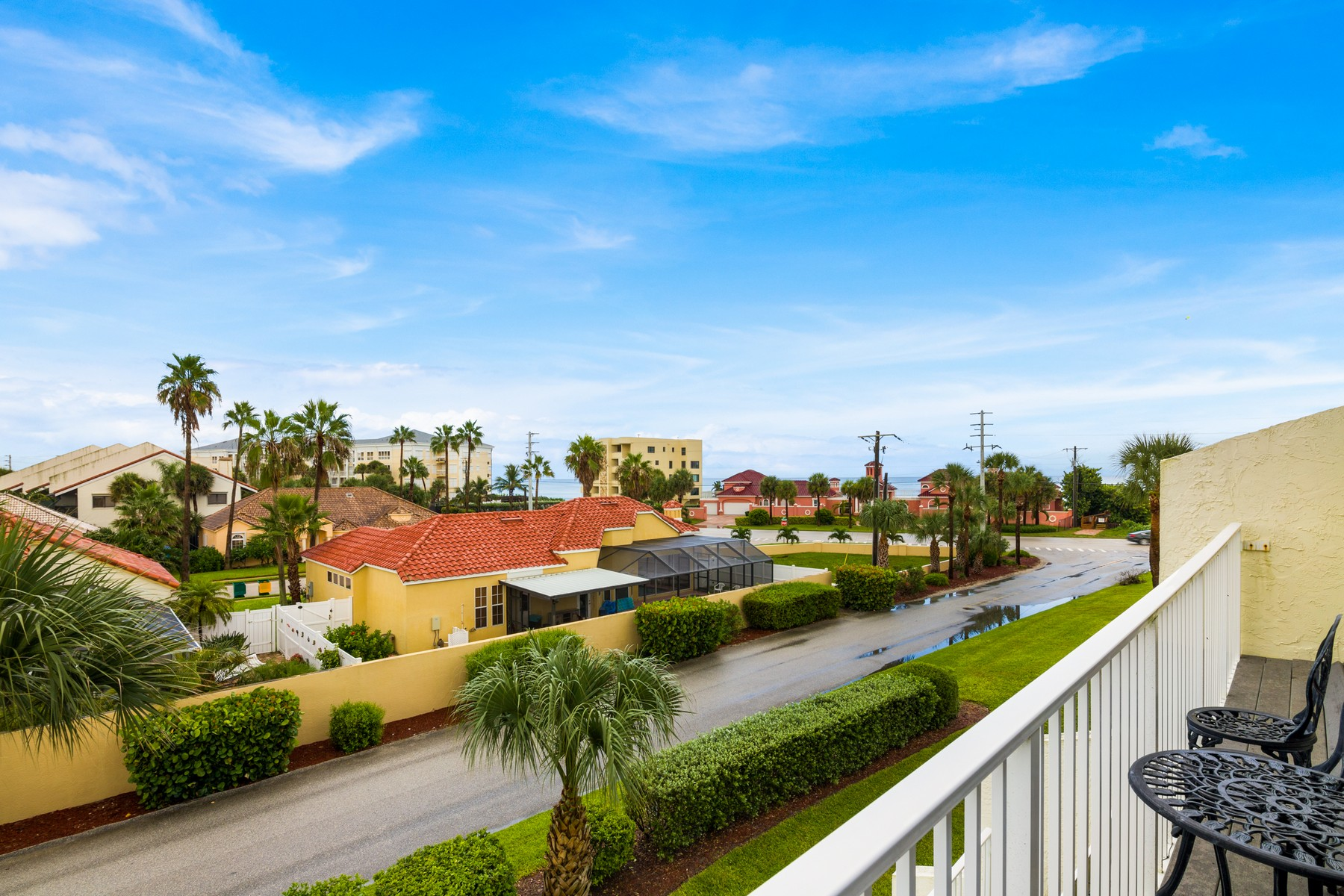 Condominiums for Sale at Coastal Abode with Warm Hues & Beachy Theme 101 La Costa Street Unit 5 Melbourne Beach, Florida 32951 United States