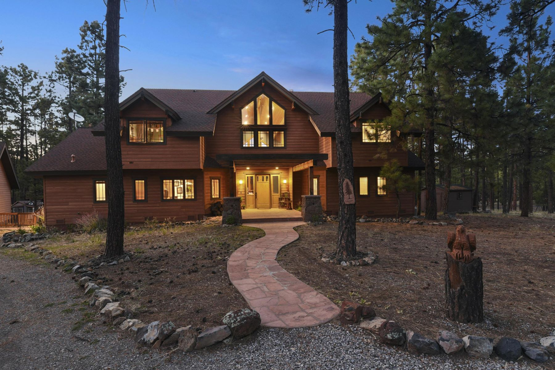 Single Family Homes for Active at Arrowhead Estates 2310 Blackhawk Ln Flagstaff, Arizona 86001 United States