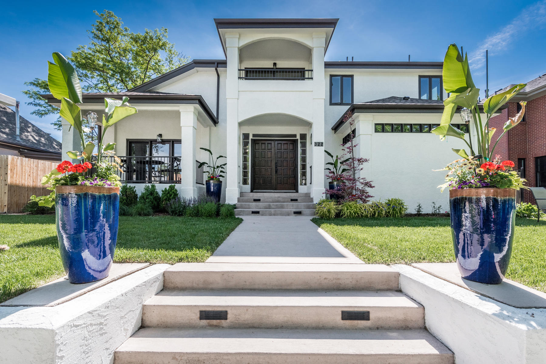 Property для того Продажа на Sophisticated Remodel in Denver's Most Sought After Neighborhood 322 S Williams Street, Denver, Колорадо 80209 Соединенные Штаты