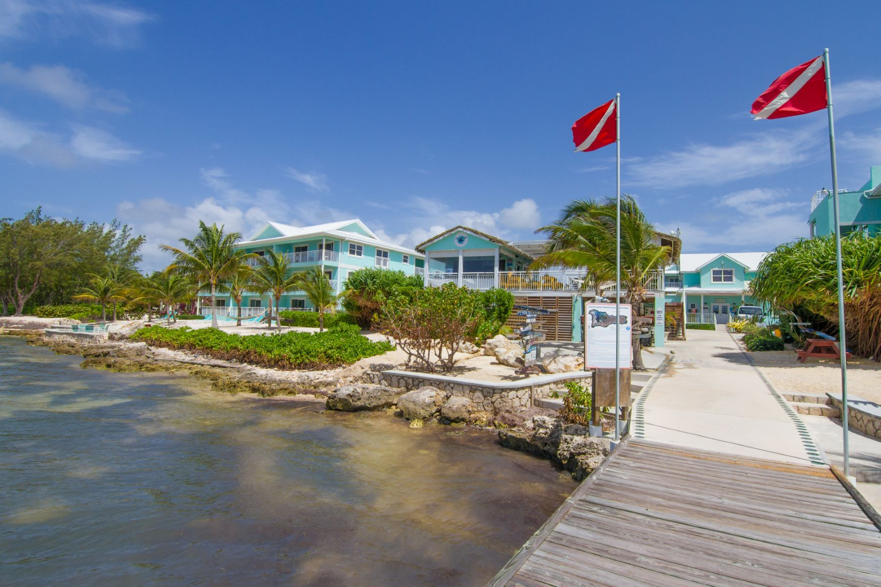 Condominium for Sale at Compass Point Oceanfront #214 East End, Cayman Islands