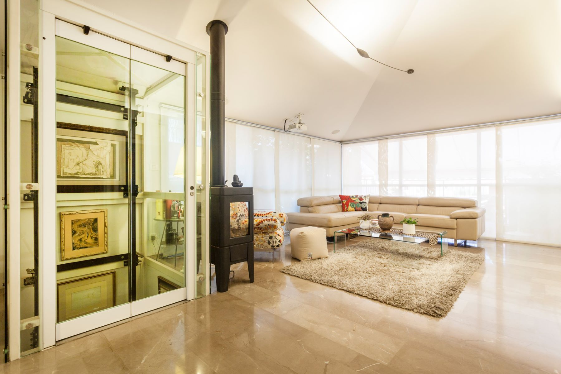Additional photo for property listing at Unique Elegant Duplex in the Maronite Quarter Jaffa, Israel Israel