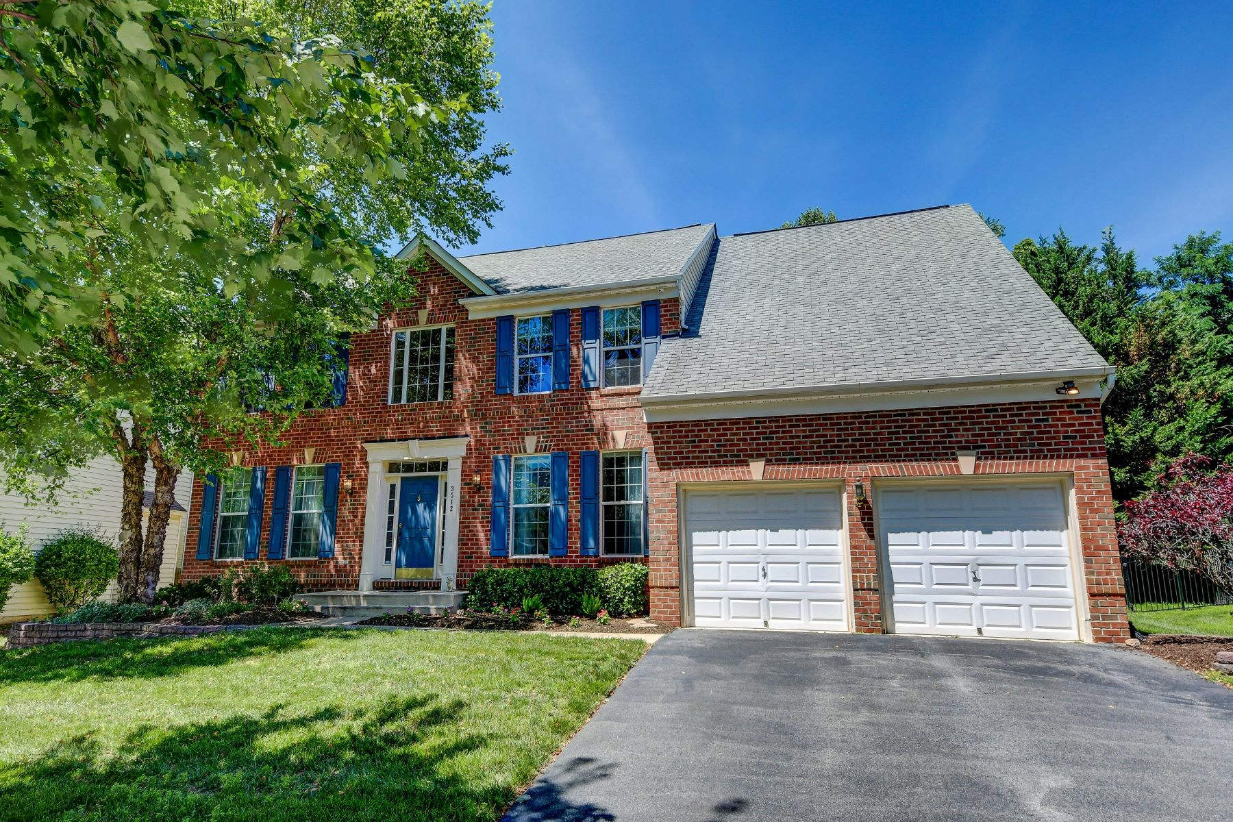 Single Family Homes for Active at Oaks at Garrison Forest 3512 Stoney Creek Court Owings Mills, Maryland 21117 United States