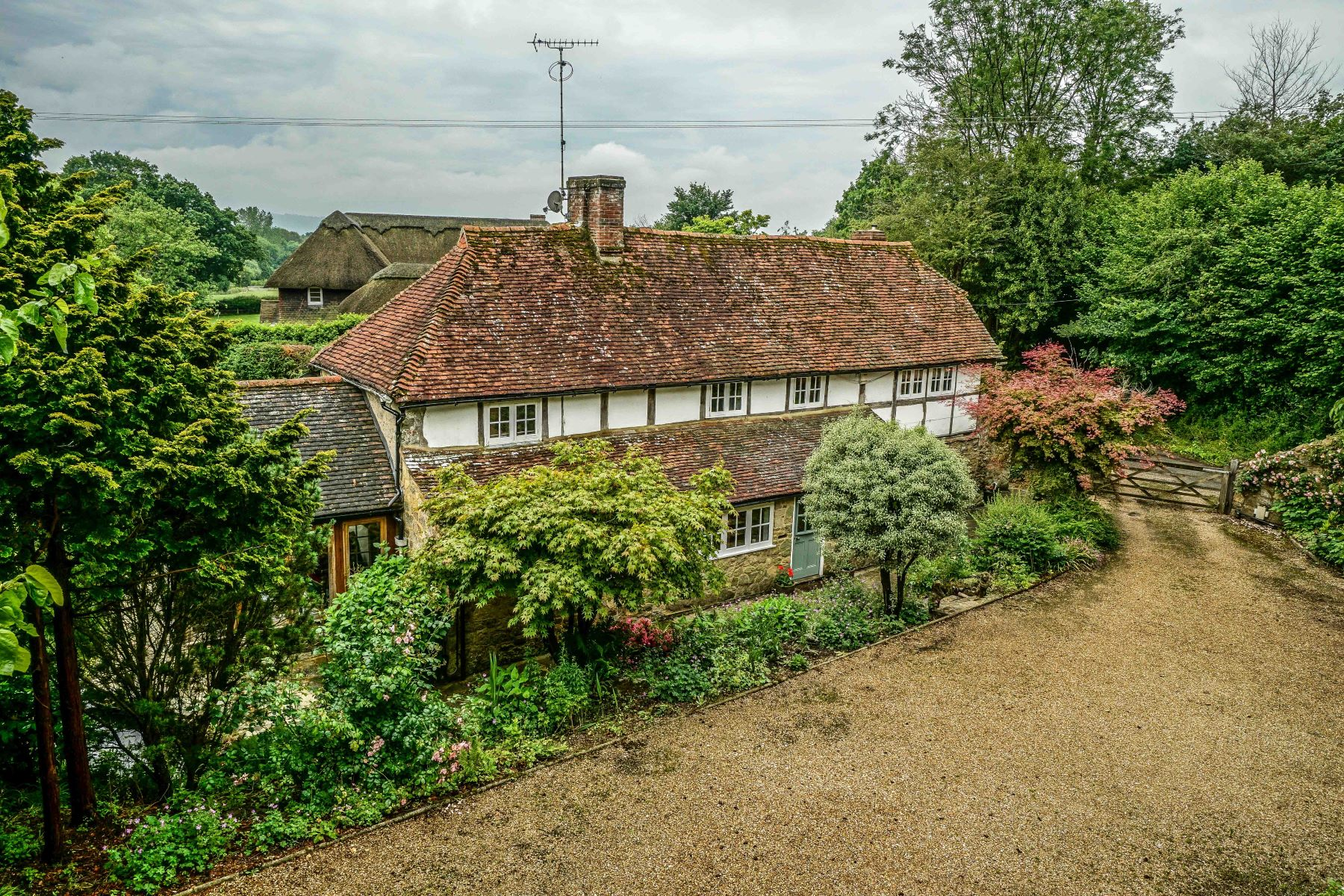 Single Family Homes for Sale at Lower Jordans, Gay Street Pulborough, England RH20 2HH United Kingdom