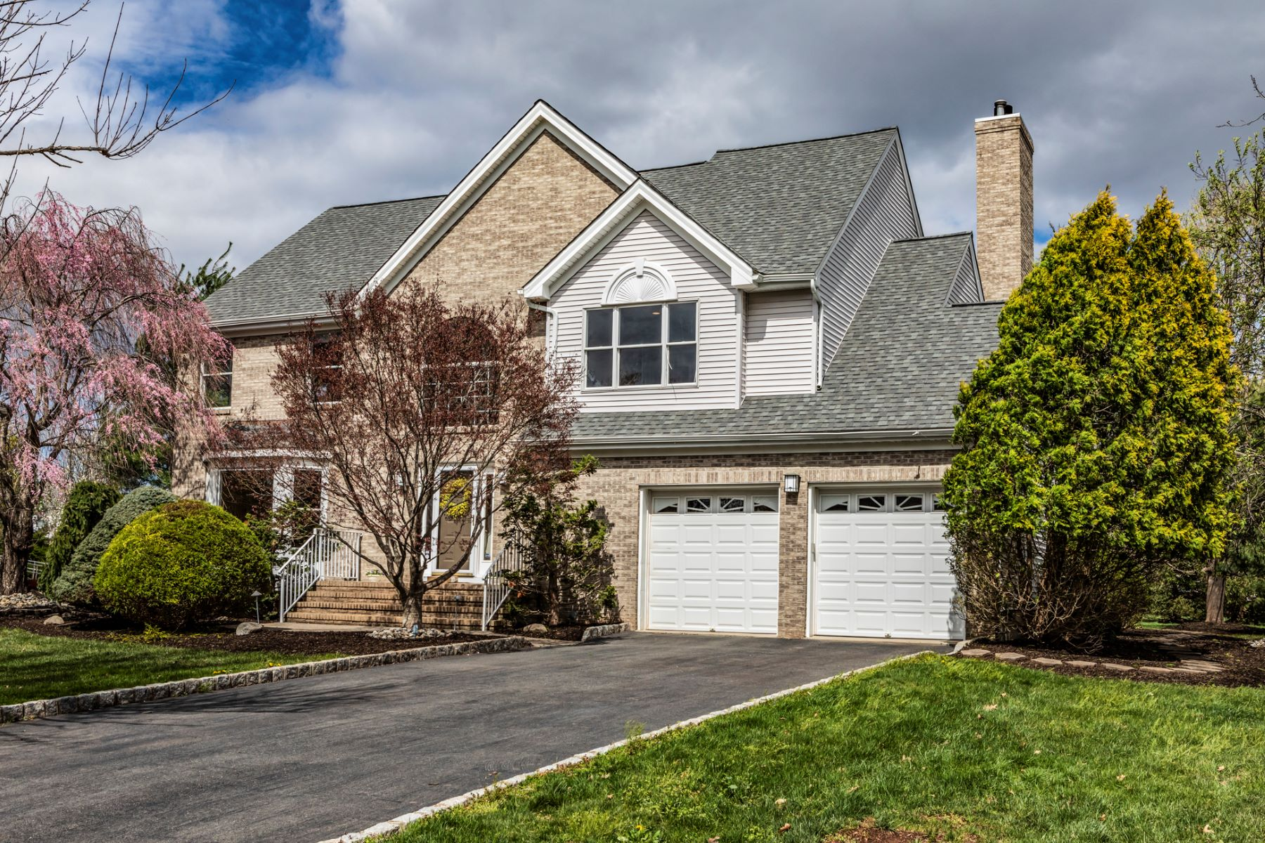Single Family Home for Sale at Ready To Enjoy In Kings Crossing 12 Shetland Green, Belle Mead, New Jersey 08502 United StatesMunicipality: Montgomery Township