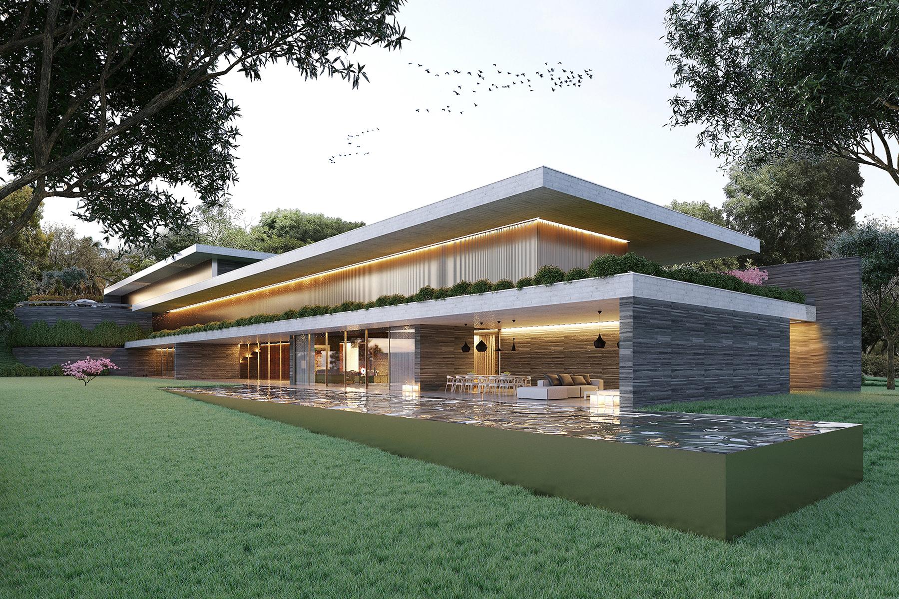 Single Family Home for Sale at Contemporary villa in Los Altos de Valderrama. Sotogrande, Andalucia, 11310 Spain