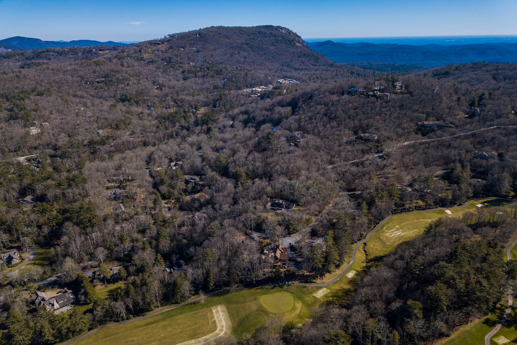 Single Family Homes for Sale at 21 Lower Brushy Face Circle Highlands, North Carolina 28741 United States