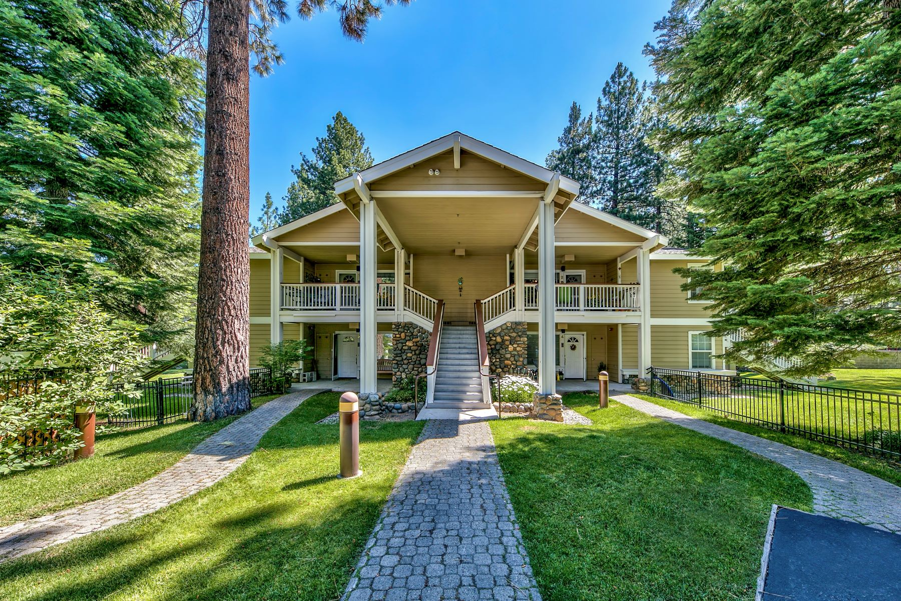 Condominiums for Active at Tahoe Island Condo 681 Eloise Ave #2 South Lake Tahoe, California 96150 United States