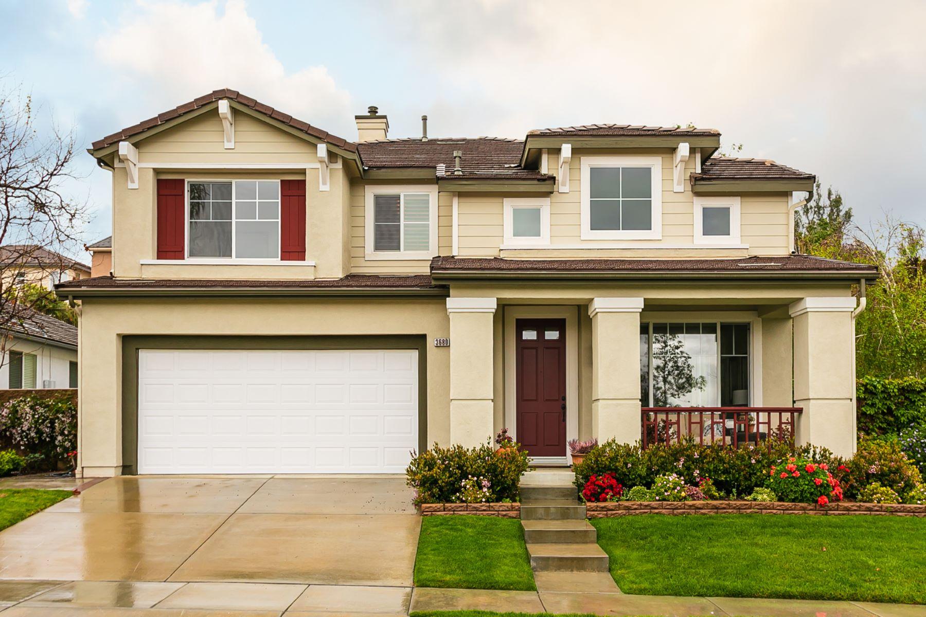 Single Family Homes for Active at 3680 Skylark Way Brea, California 92823 United States
