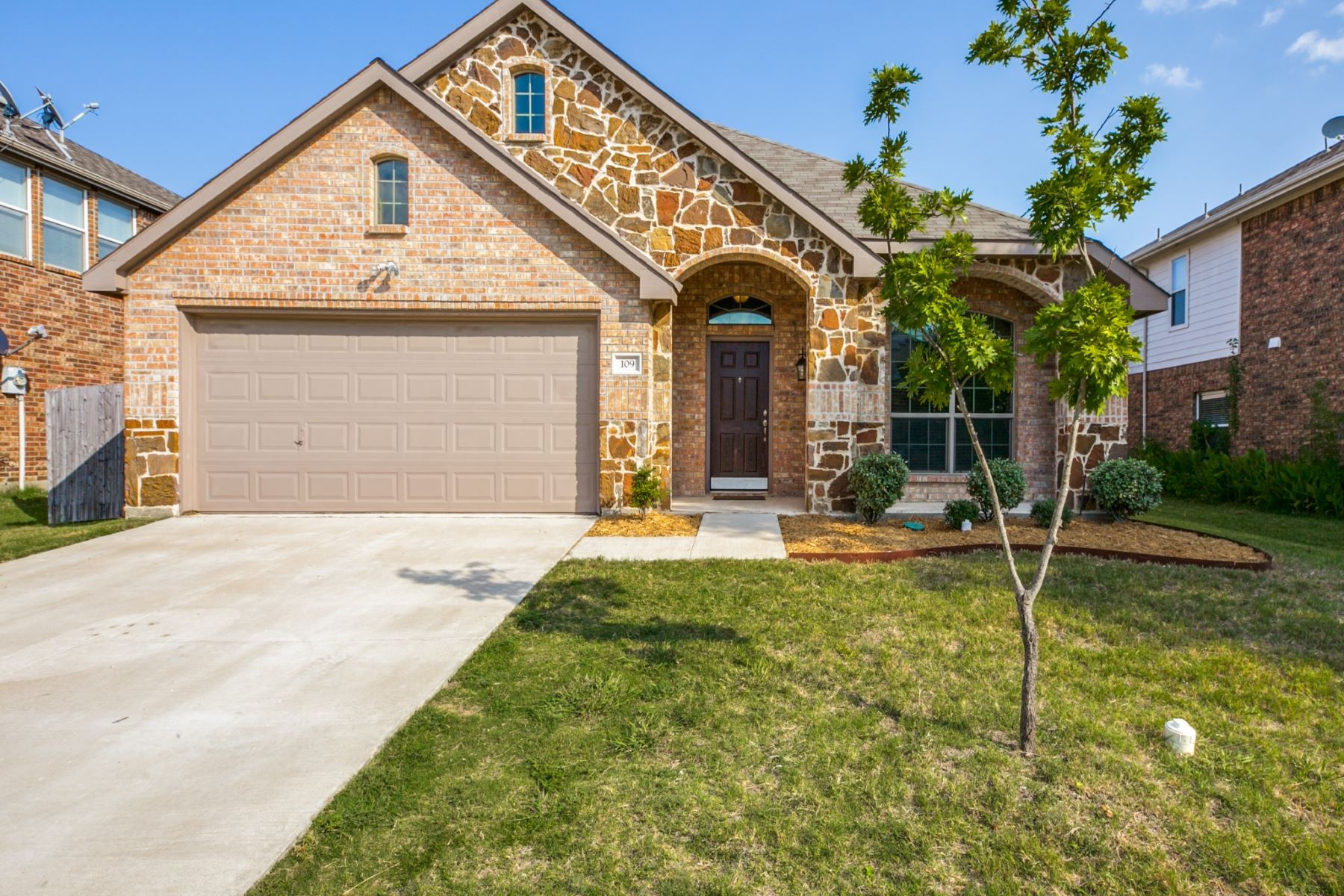Single Family Homes for Active at Beautiful Forney Home 109 Stampede Trail Forney, Texas 75126 United States