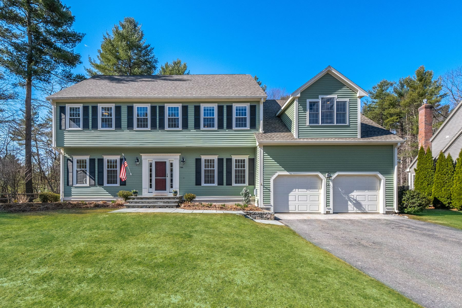 Single Family Homes por un Venta en 544 Acorn Park Dr Acton, Massachusetts 01720 Estados Unidos