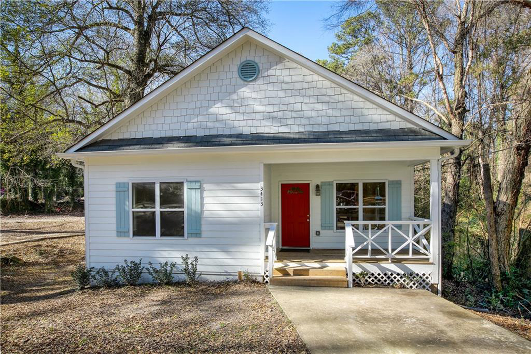 Single Family Home for Sale at Renovated Stunner In Fabulous West End 3413 Lake Valley Road NW Atlanta, Georgia 30331 United States