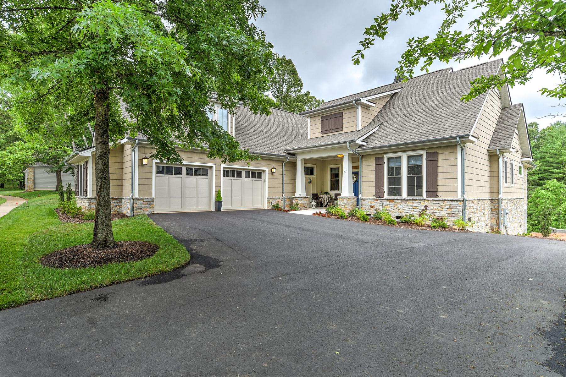 Single Family Homes for Active at BILTMORE LAKE 47 Orvis Stone Cir Biltmore Lake, North Carolina 28715 United States