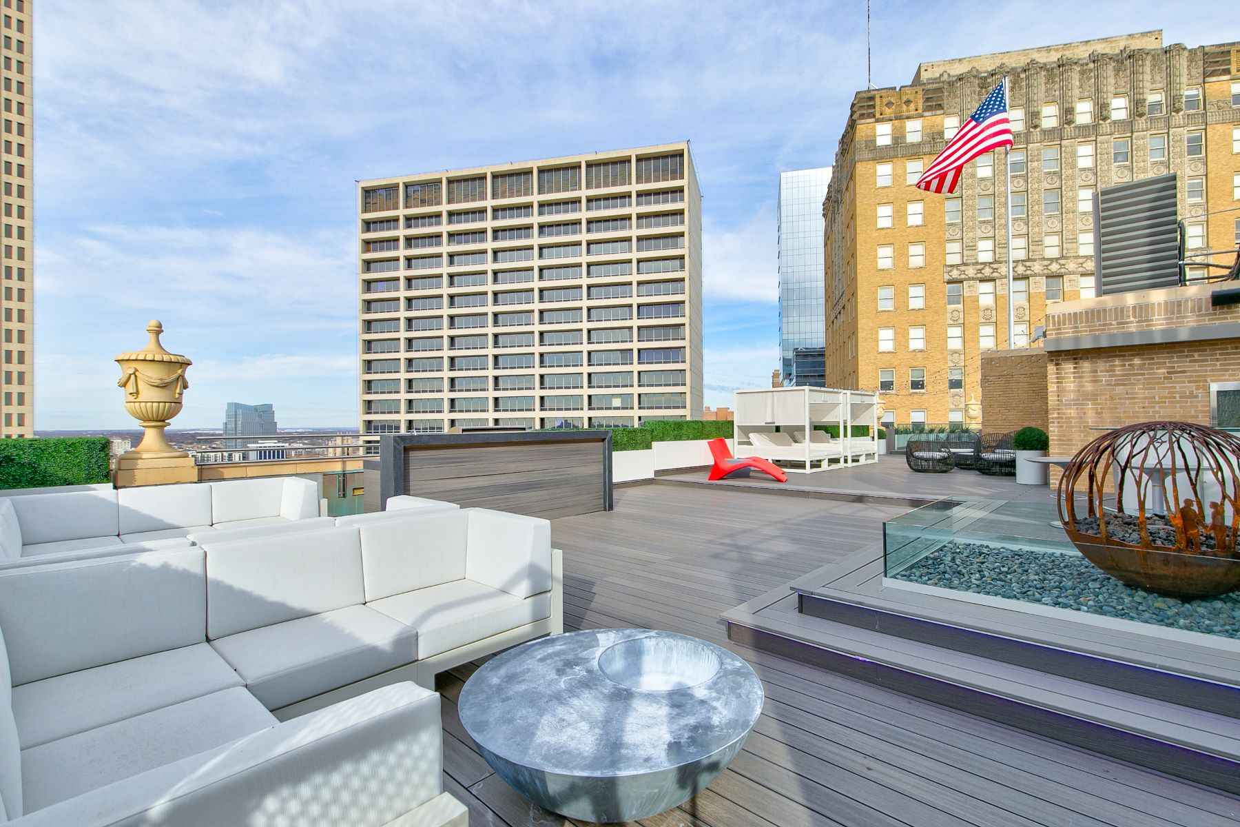 Condominiums for Sale at Premier Penthouse: Elevate Your Point of View 411 W 7th Street #1101 Fort Worth, Texas 76102 United States