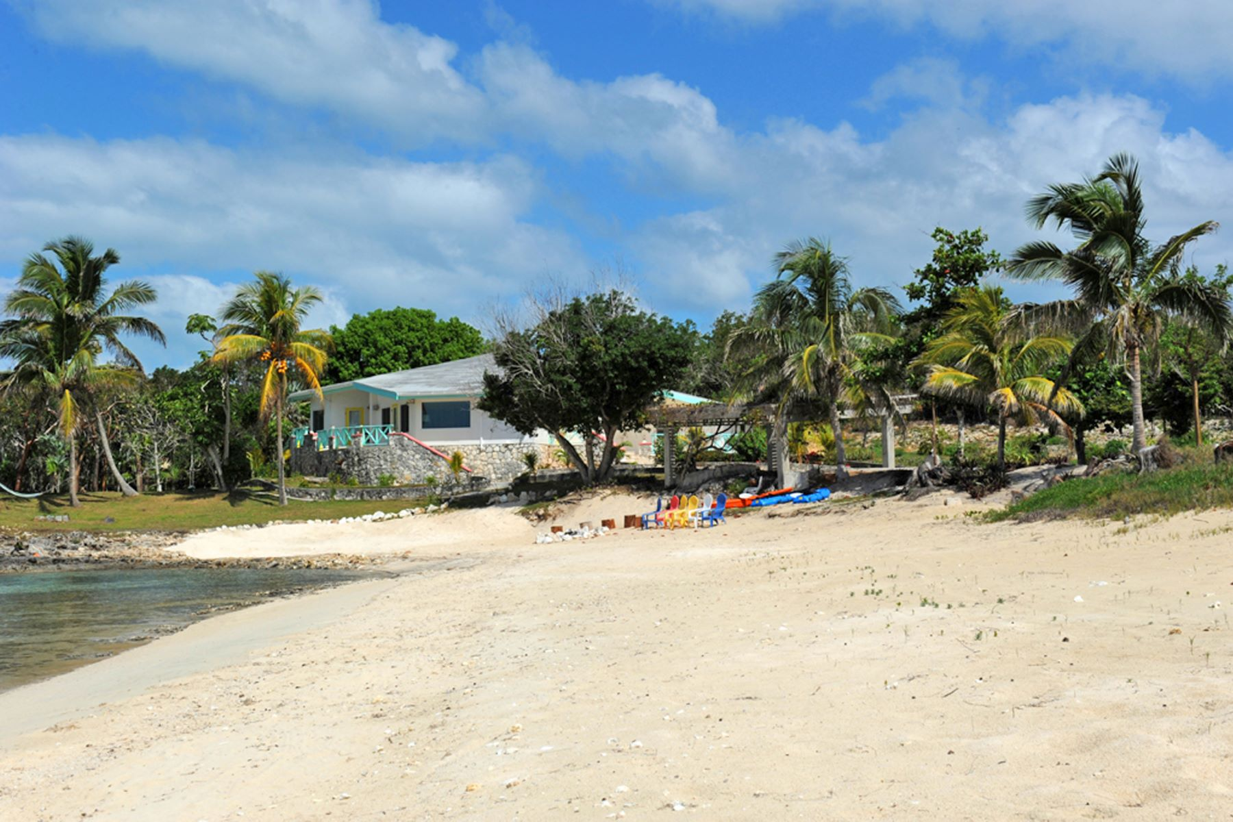 Single Family Home for Sale at Pau Pau Bay Estates, Eleuthera Palmetto Point, Eleuthera Bahamas