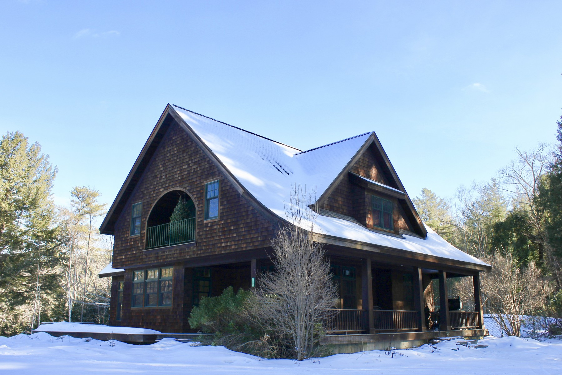 Single Family Home for Sale at Lake Rescue Adirondack 112 Fishing Access Rd Ludlow, Vermont 05149 United States