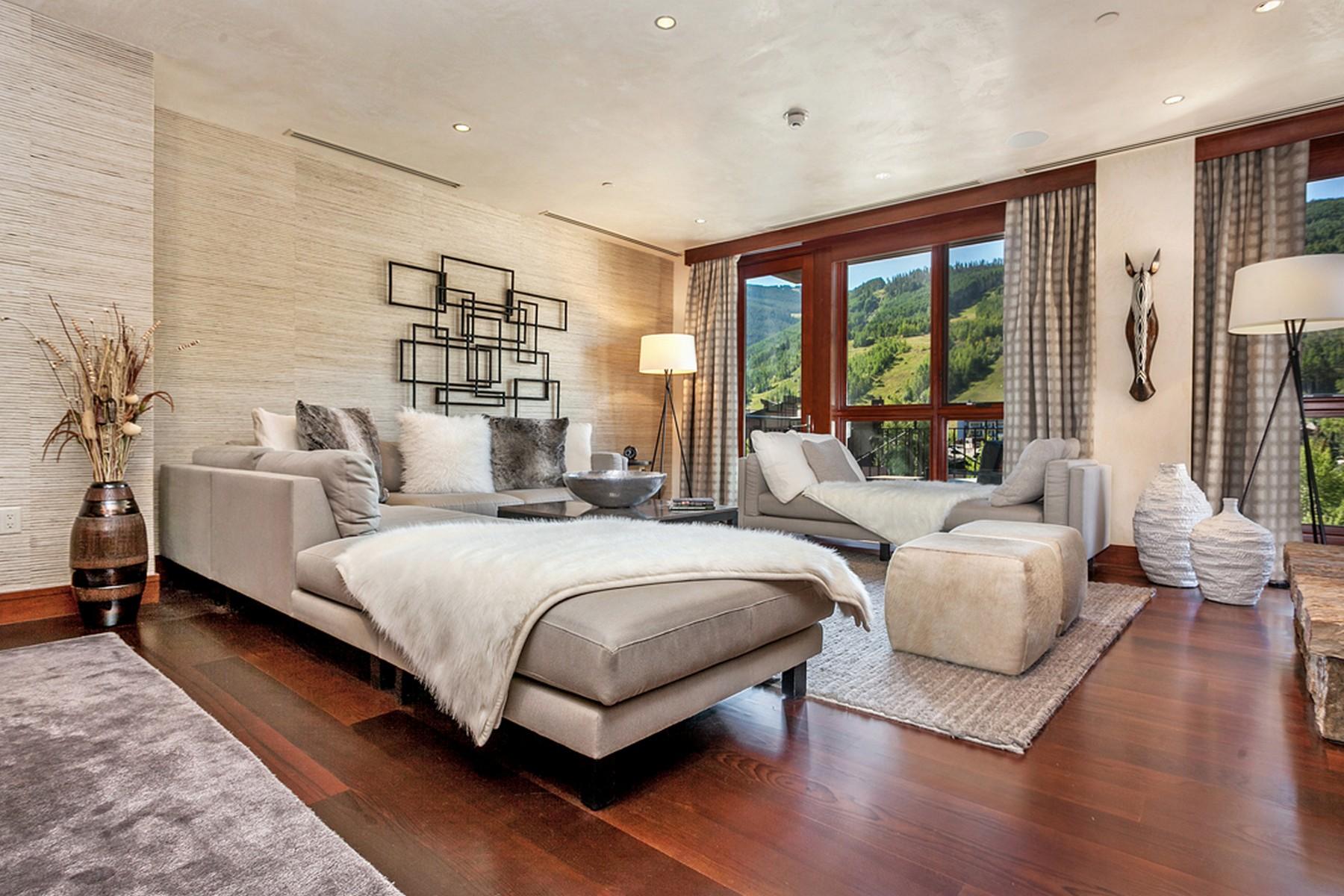 Apartments للـ Sale في Solaris 5B East 141 East Meadow Drive #5B E, Vail, Colorado 81657 United States